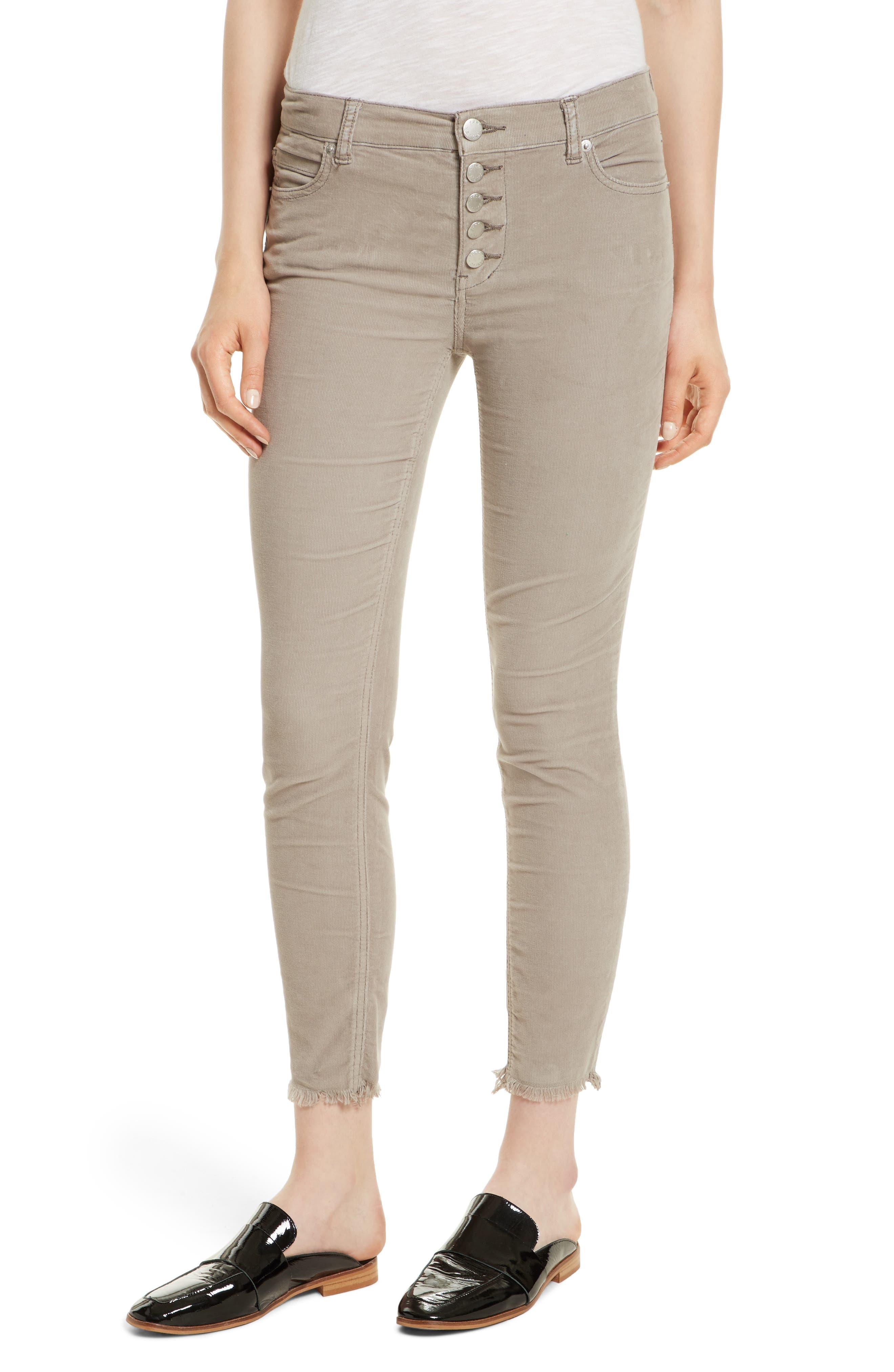 Reagan Crop Skinny Jeans,                             Main thumbnail 1, color,                             030