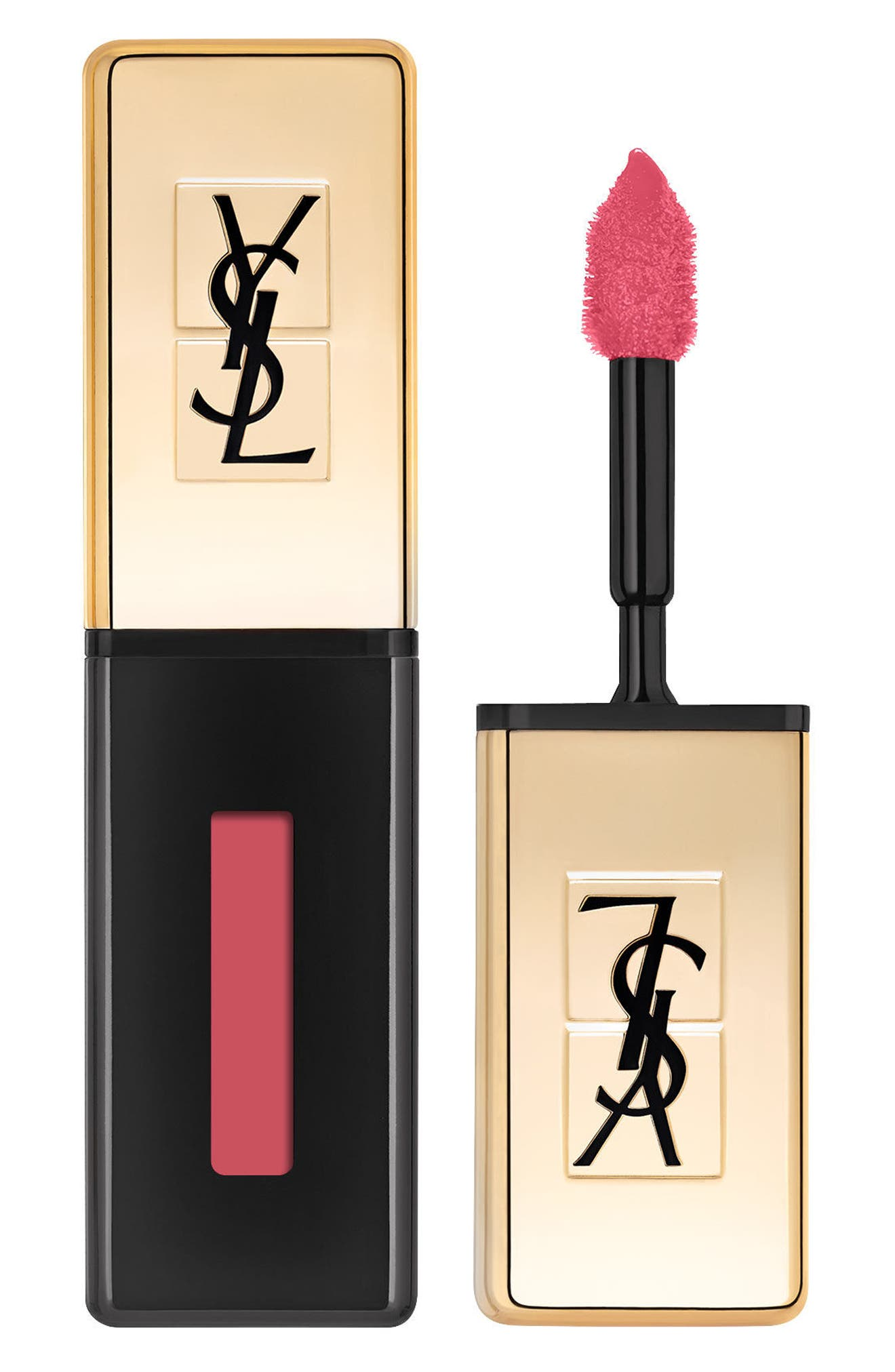 Yves Saint Laurent Glossy Stain Lip Color - 50 Encre Nude