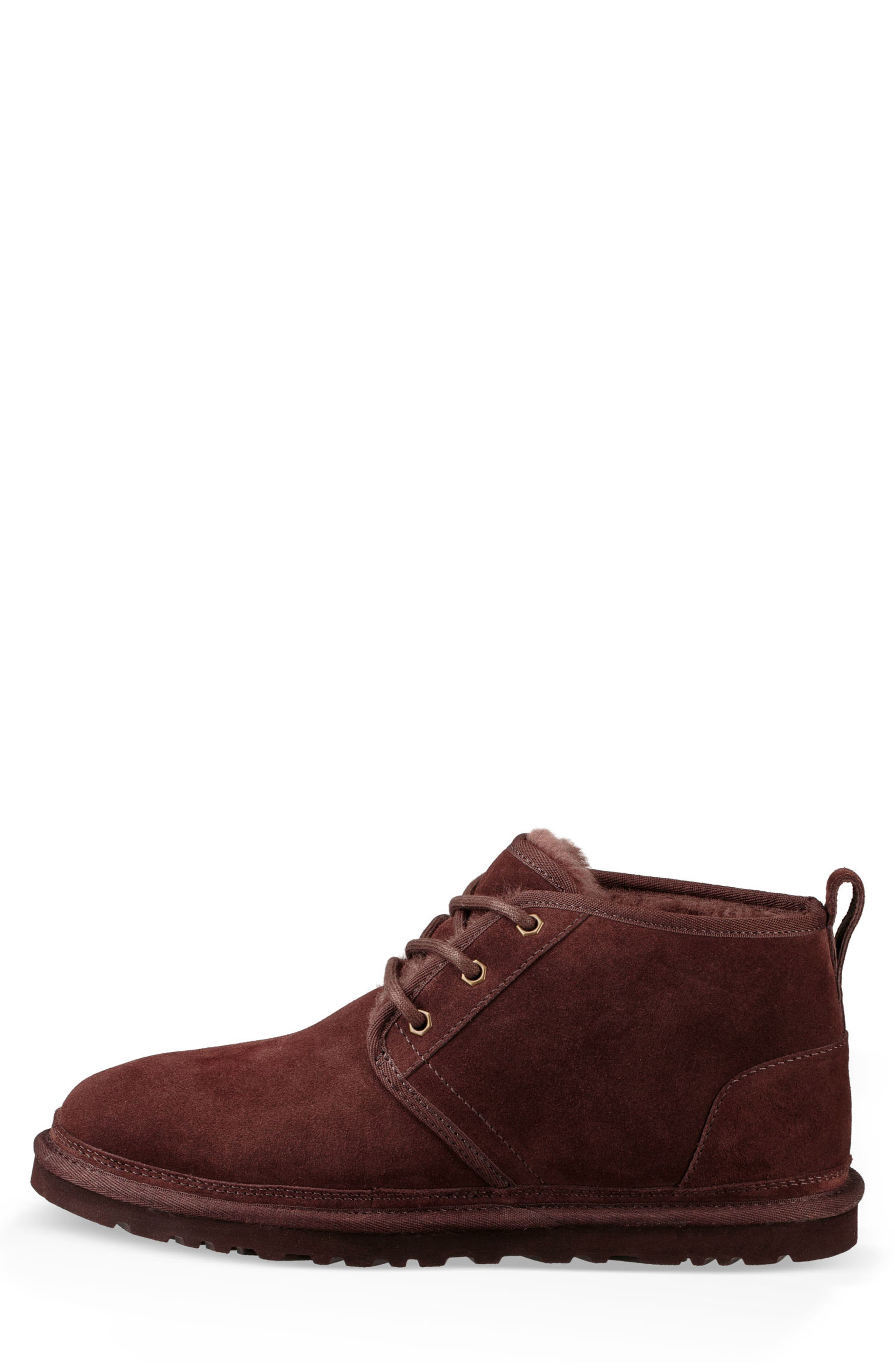 Neumel Chukka Boot,                             Alternate thumbnail 3, color,                             ESPRESSO SUEDE