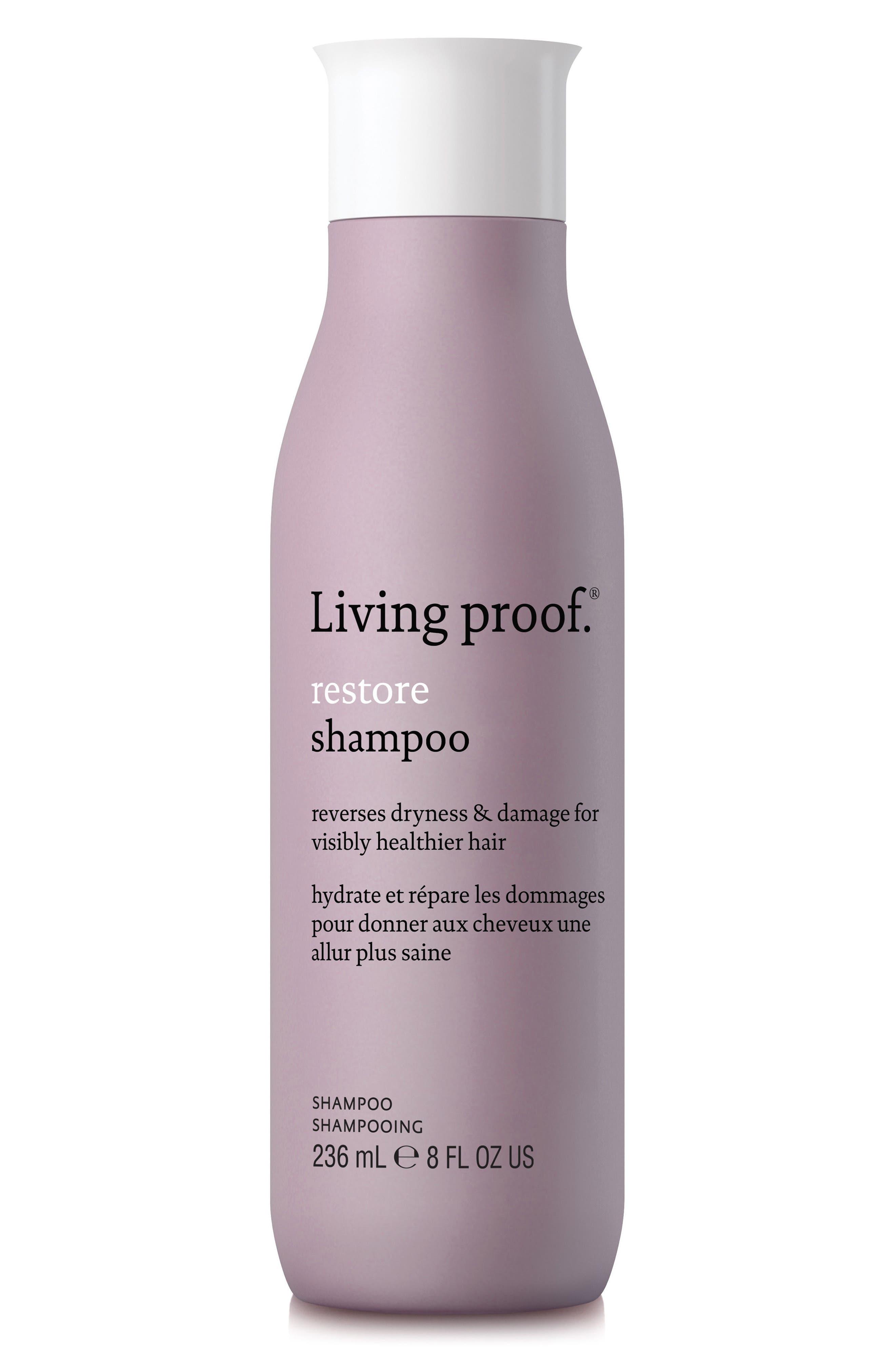Restore Shampoo,                             Main thumbnail 1, color,                             NO COLOR