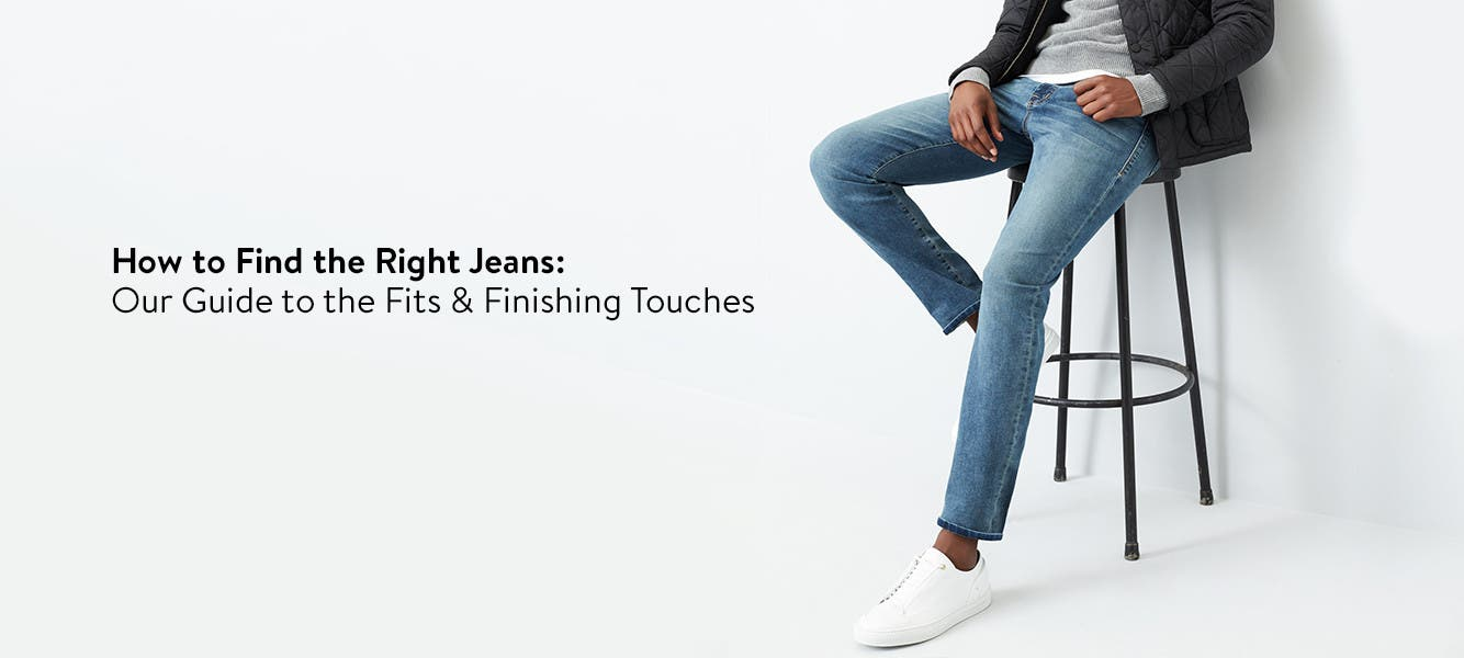 How to find the right jeans.