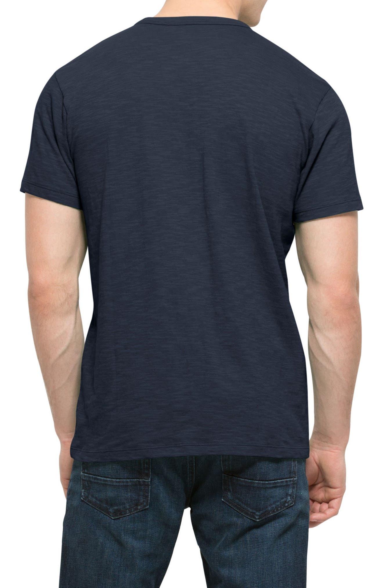 New England Patriots Scrum T-Shirt,                             Alternate thumbnail 2, color,                             400