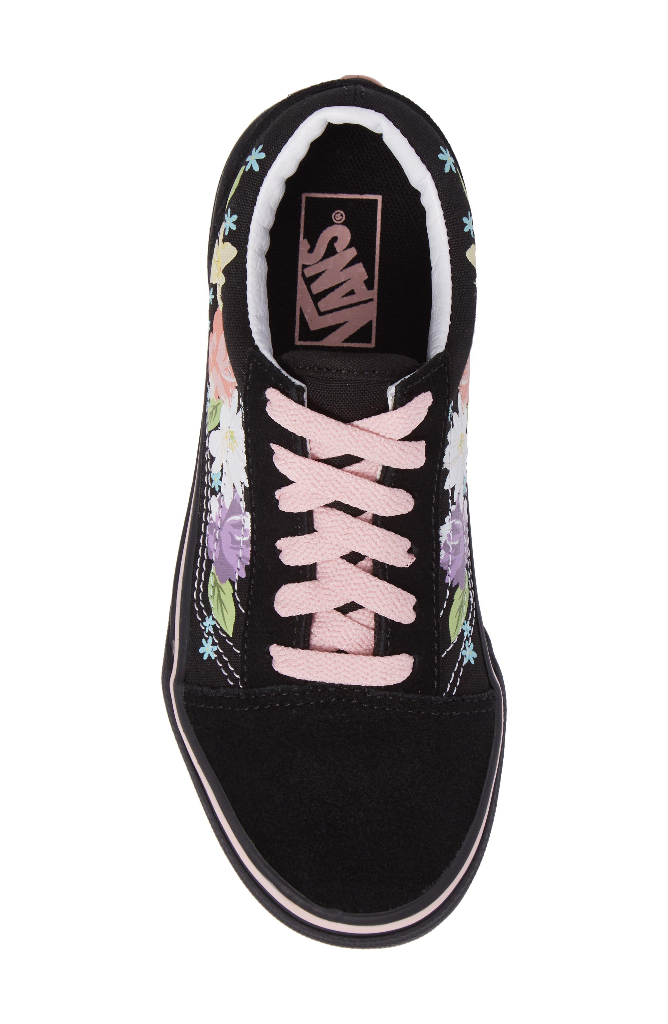 Old Skool Sneaker,                             Alternate thumbnail 5, color,