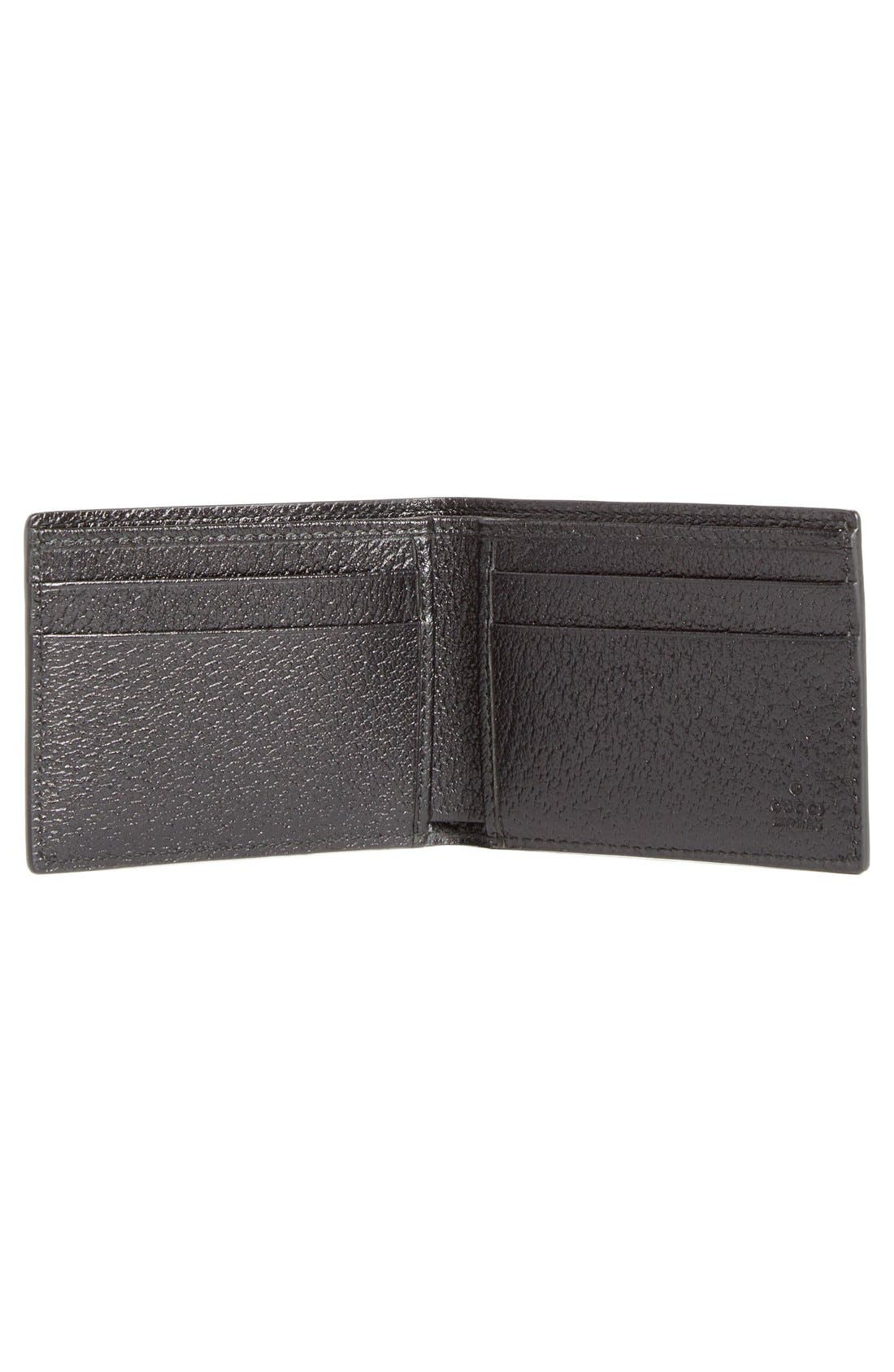Marmont Leather Wallet,                             Alternate thumbnail 8, color,