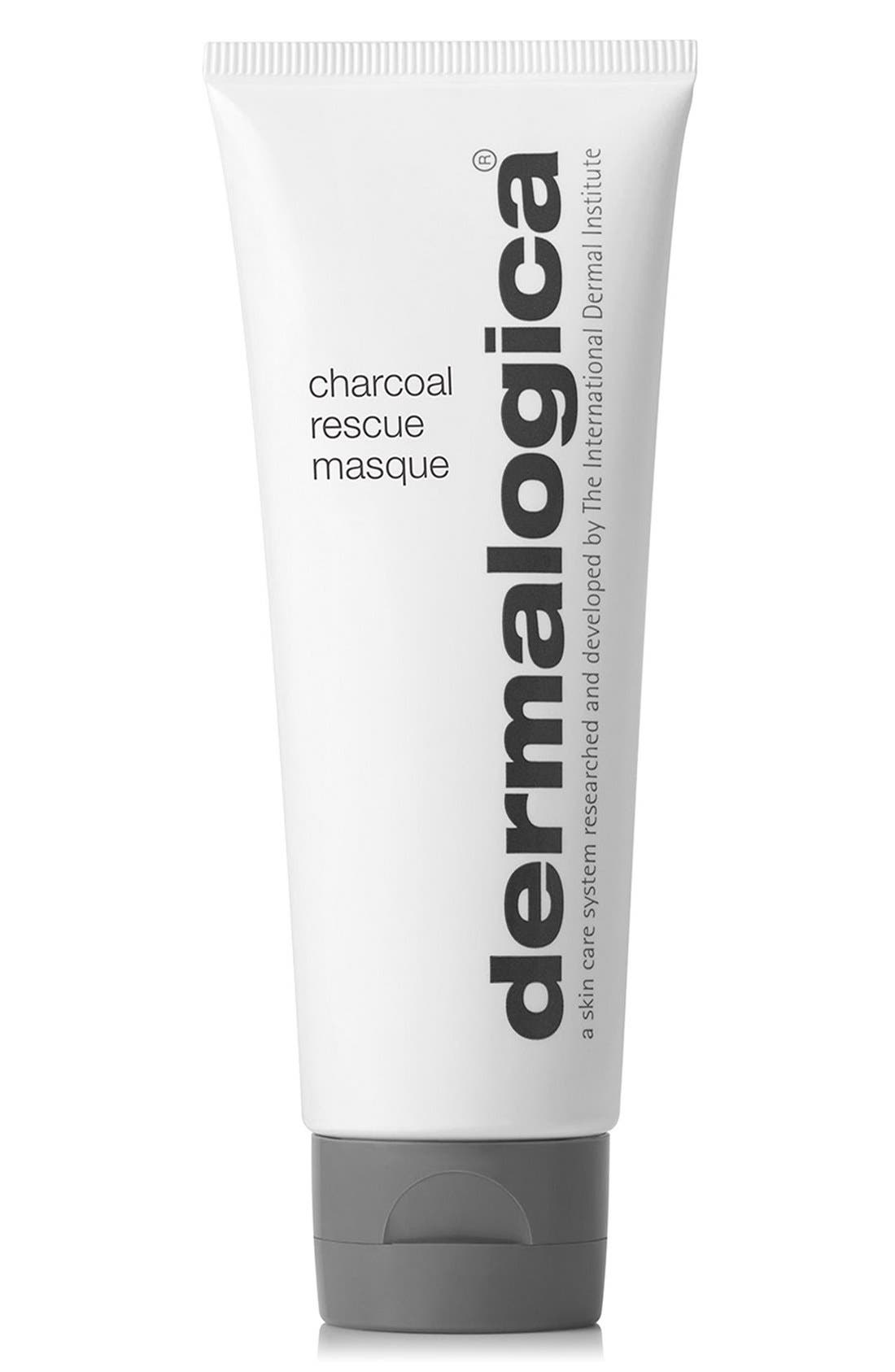Charcoal Rescue Masque,                         Main,                         color, NO COLOR