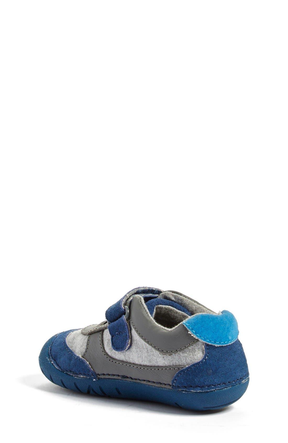 'Quinn' Sneaker,                             Alternate thumbnail 4, color,                             400