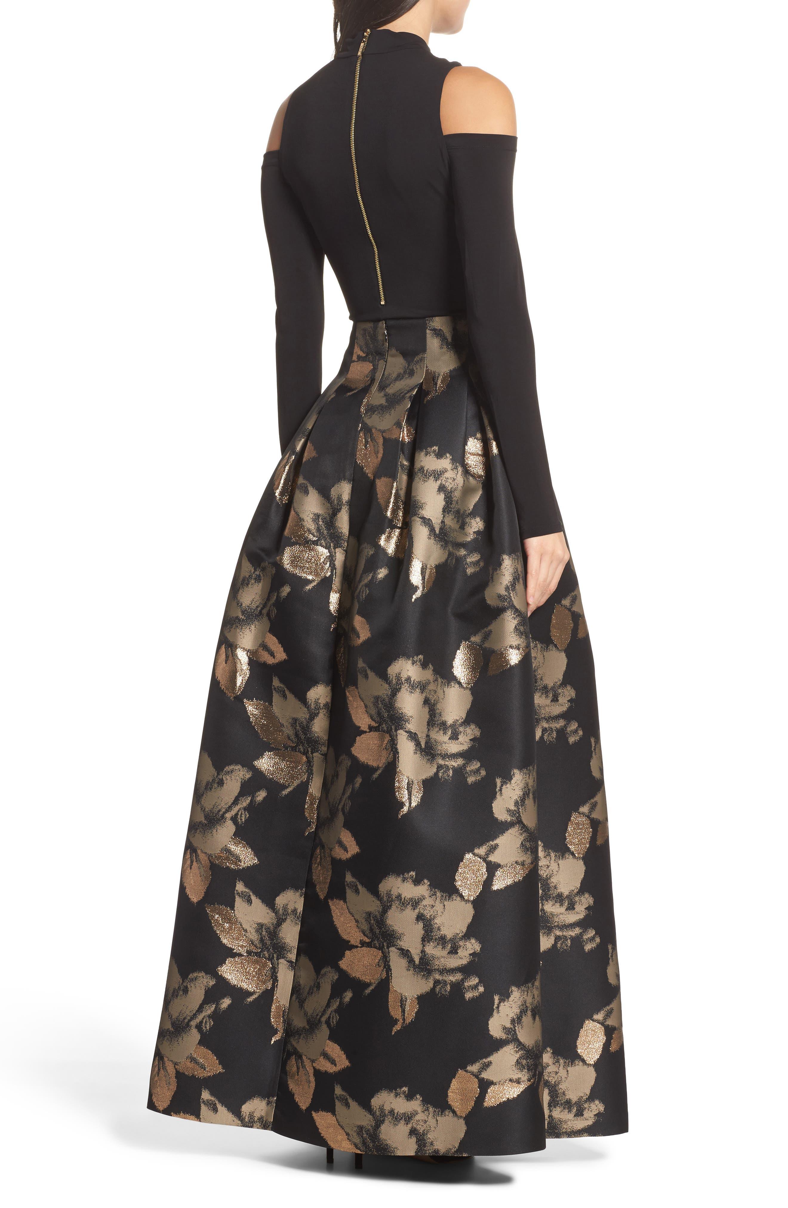 High Waist Ball Skirt,                             Alternate thumbnail 8, color,                             008