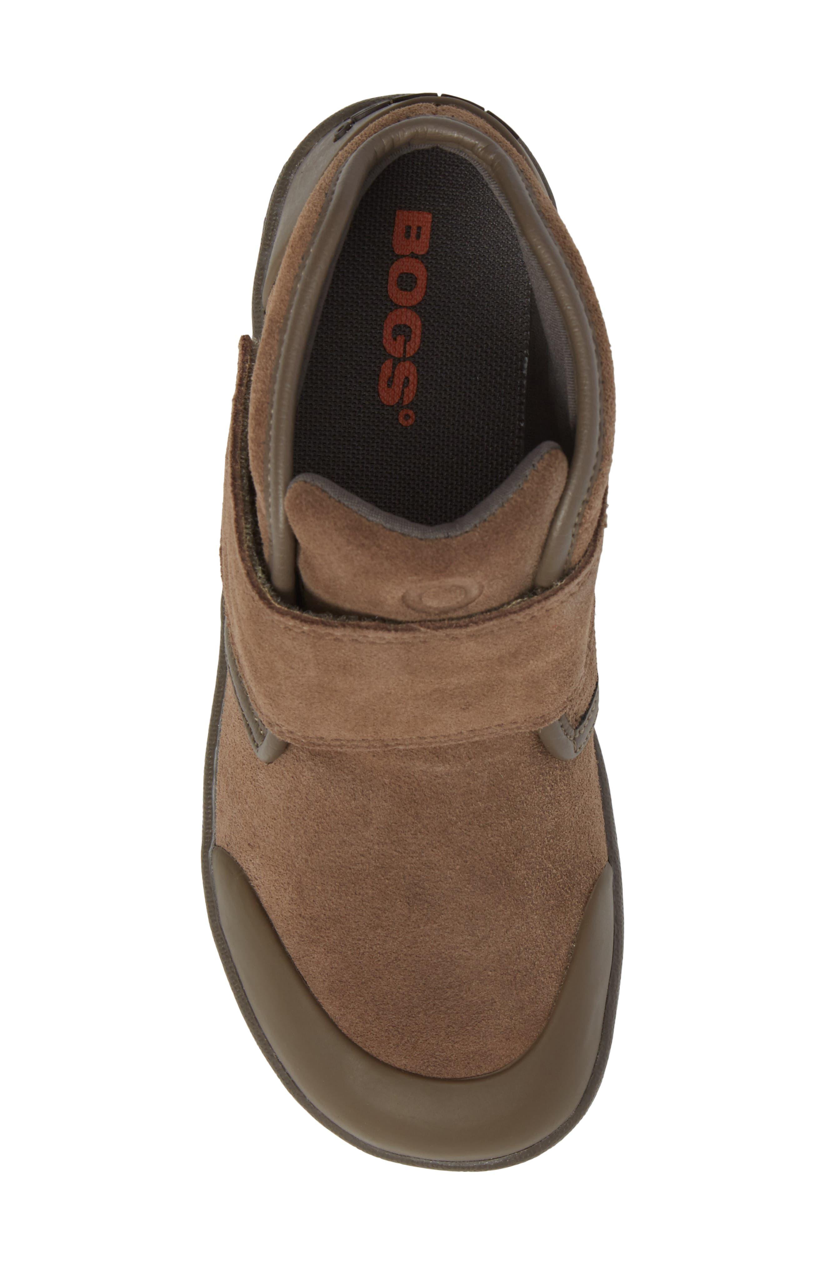 'Sammy' Waterproof Sneaker,                             Alternate thumbnail 5, color,                             TAN