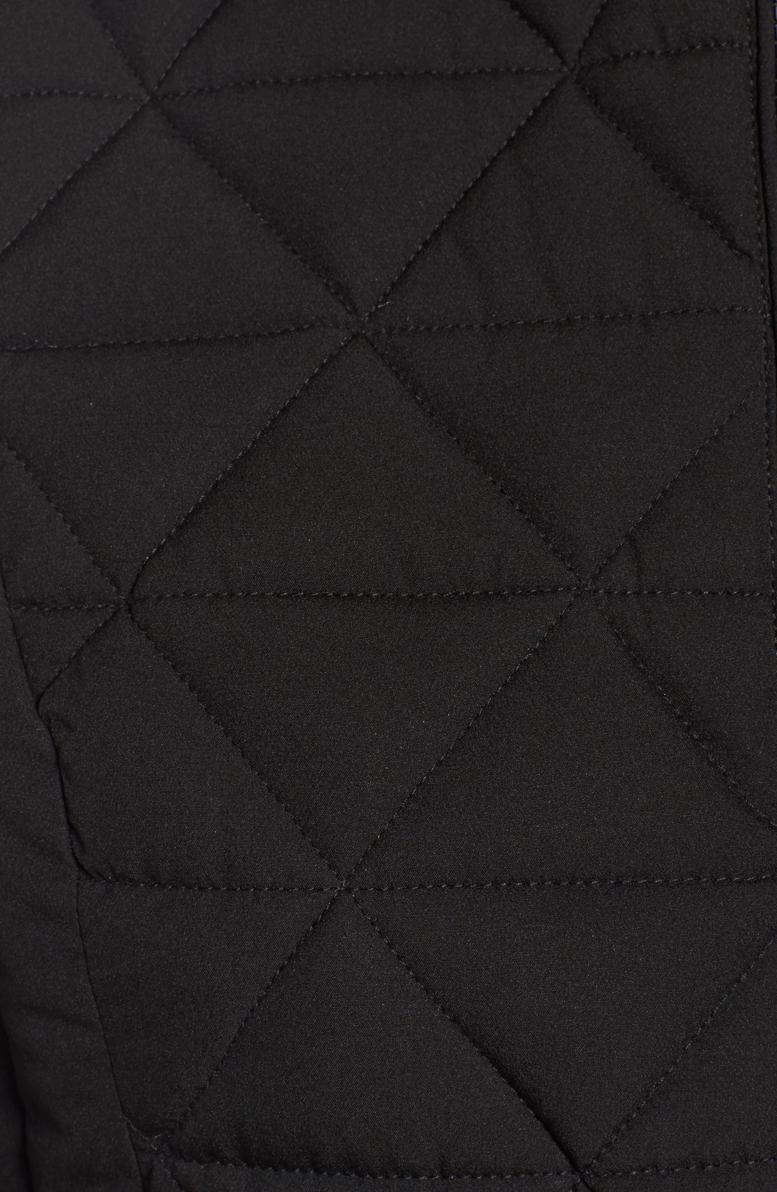 Sage Hooded Quilted Vest,                             Alternate thumbnail 11, color,