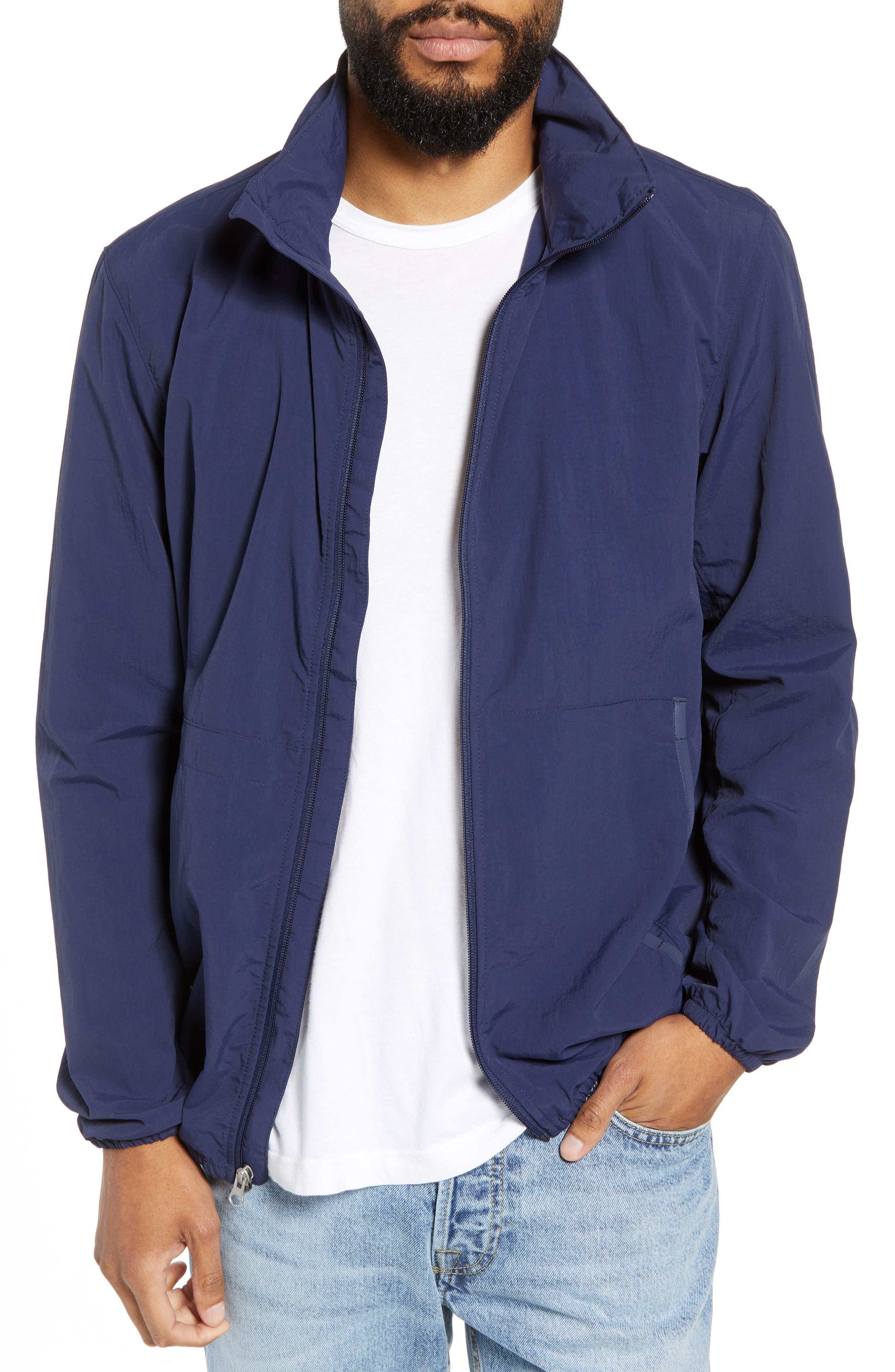 Wrinkled Stowaway Jacket,                             Main thumbnail 1, color,                             411