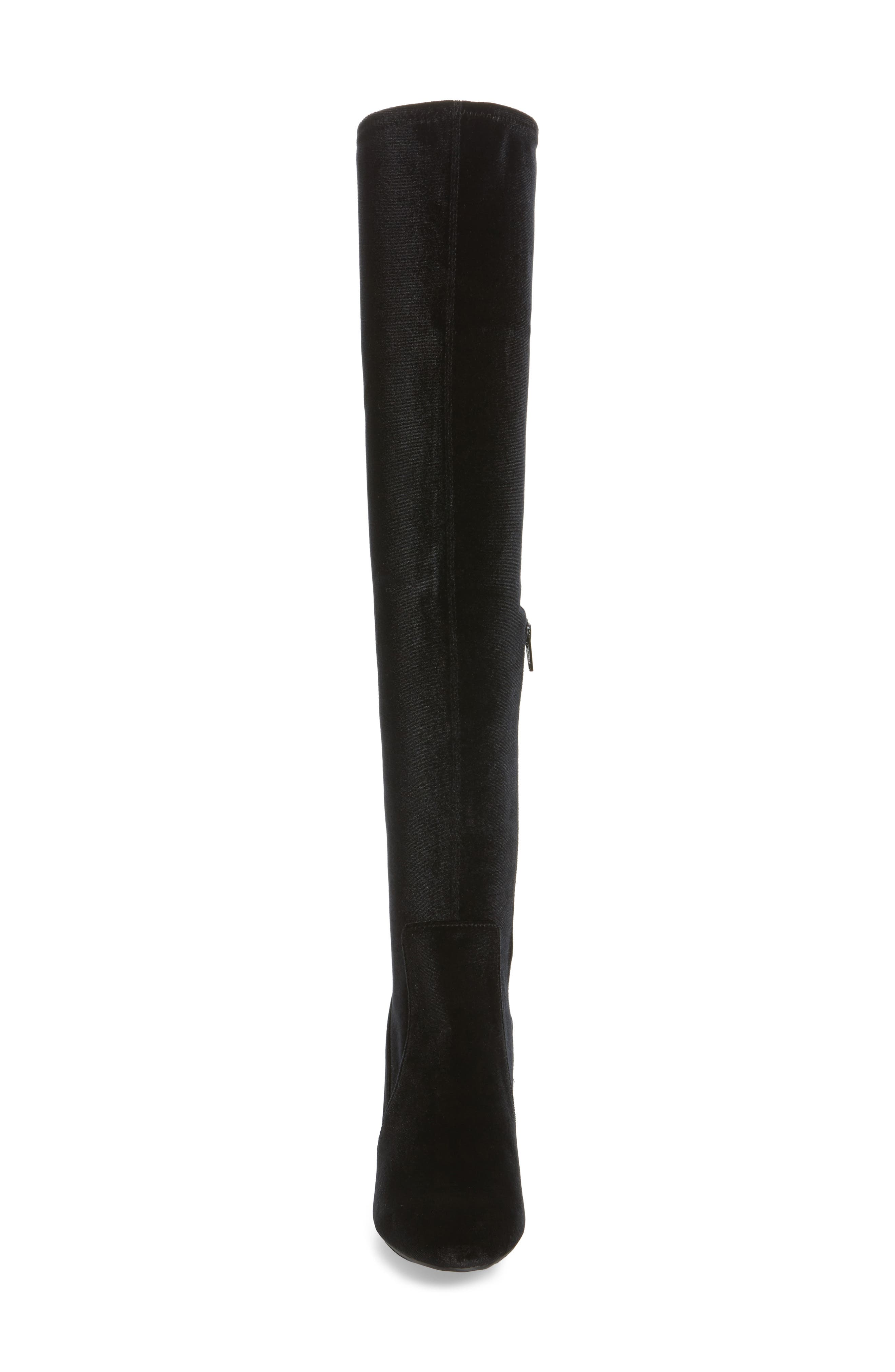 Itzela Over the Knee Boot,                             Alternate thumbnail 4, color,                             003