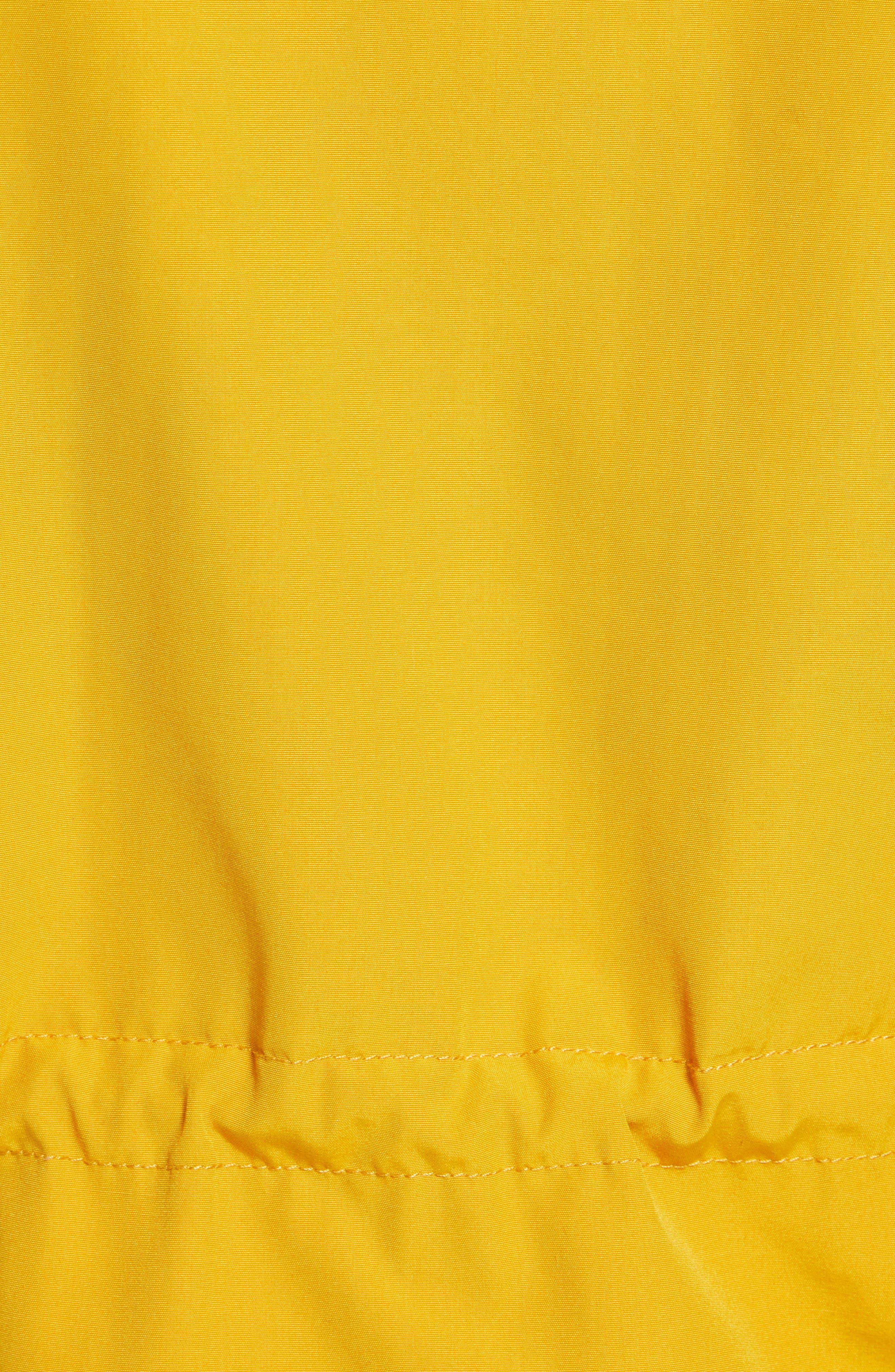 Kasson Mountain Parka,                             Alternate thumbnail 7, color,                             GOLDEN YELLOW