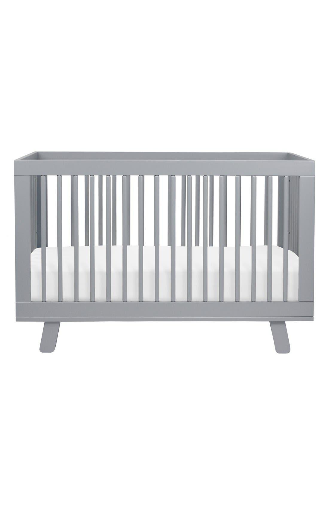 'Hudson' 3-in-1 Convertible Crib,                             Main thumbnail 3, color,