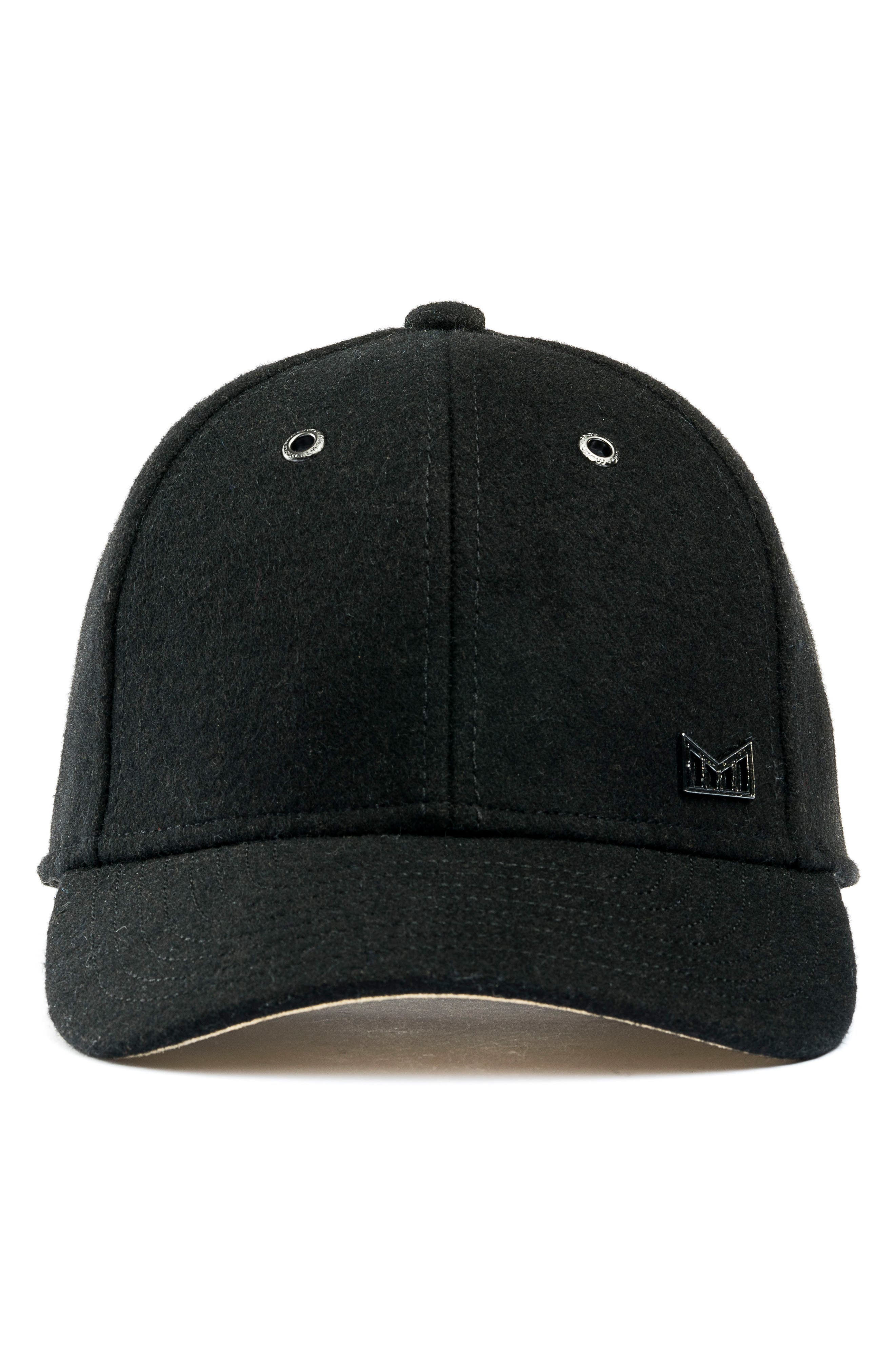'Glory Days' Strapback Baseball Cap,                             Alternate thumbnail 2, color,                             BLACK