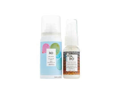 R+Co gift with purchase.