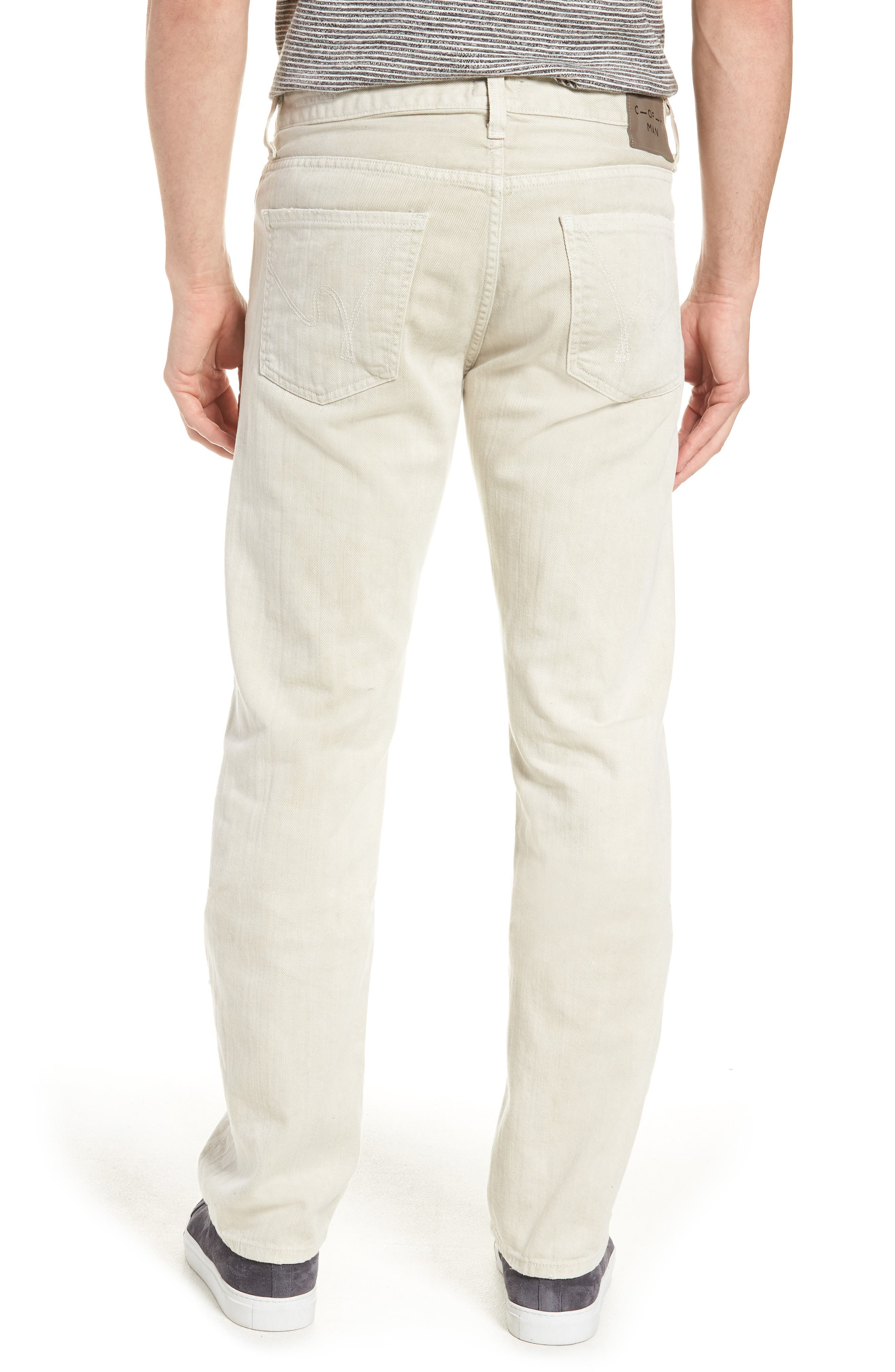 CITIZENS OF HUMANITY,                             Sid Straight Leg Jeans,                             Alternate thumbnail 2, color,                             MODA