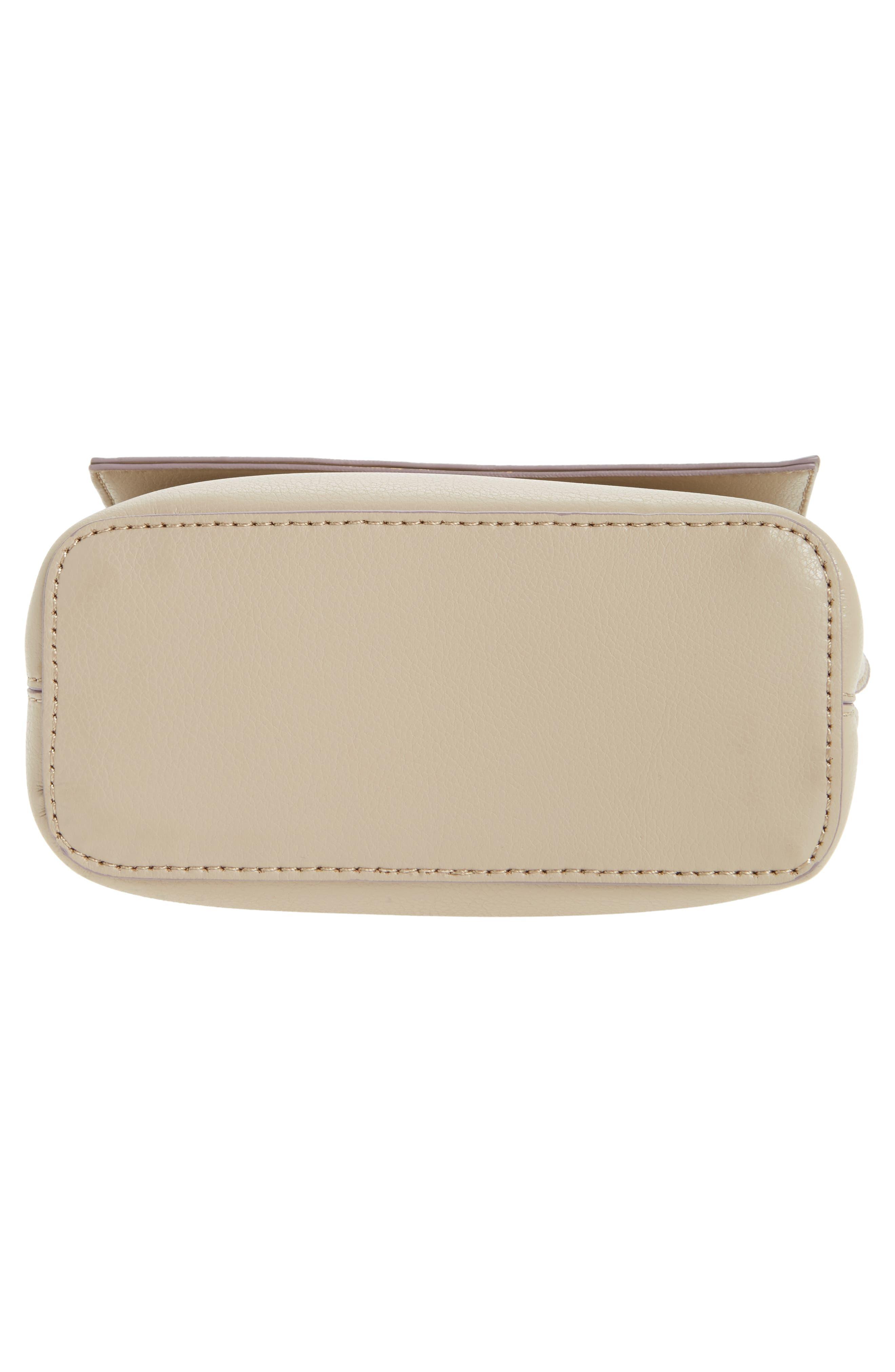 Mini Chino Crossbody Bag,                             Alternate thumbnail 6, color,                             020