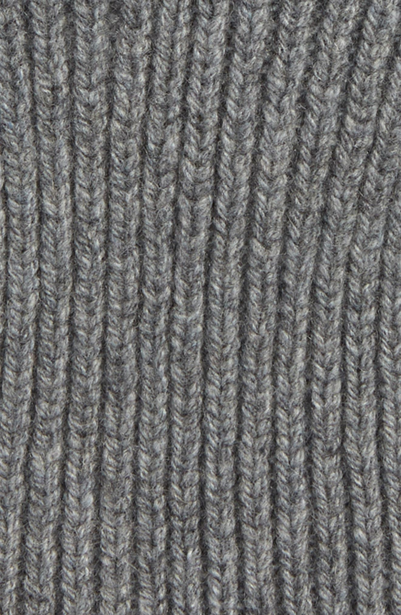 Cashmere & Wool Beanie,                             Alternate thumbnail 2, color,                             028
