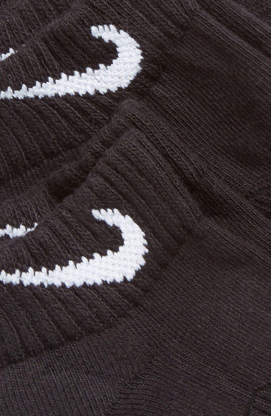 3-Pack Cushioned Low Cut Socks,                             Alternate thumbnail 6, color,