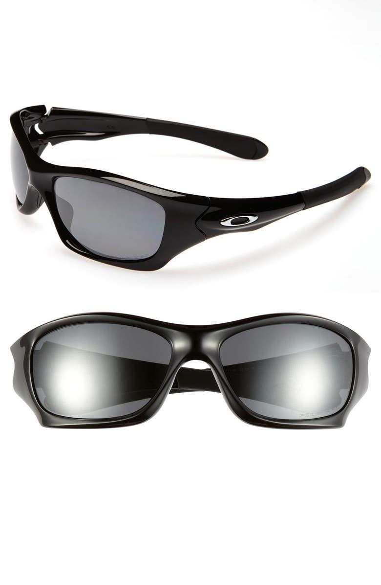ddd868f278 Oakley  Pit Bull  62mm Polarized Sunglasses