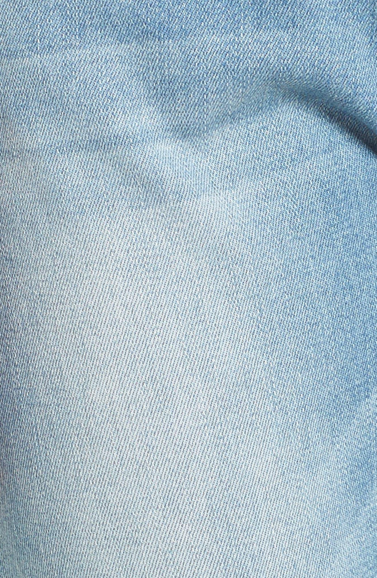 Verona Skinny Jeans,                             Alternate thumbnail 6, color,                             403