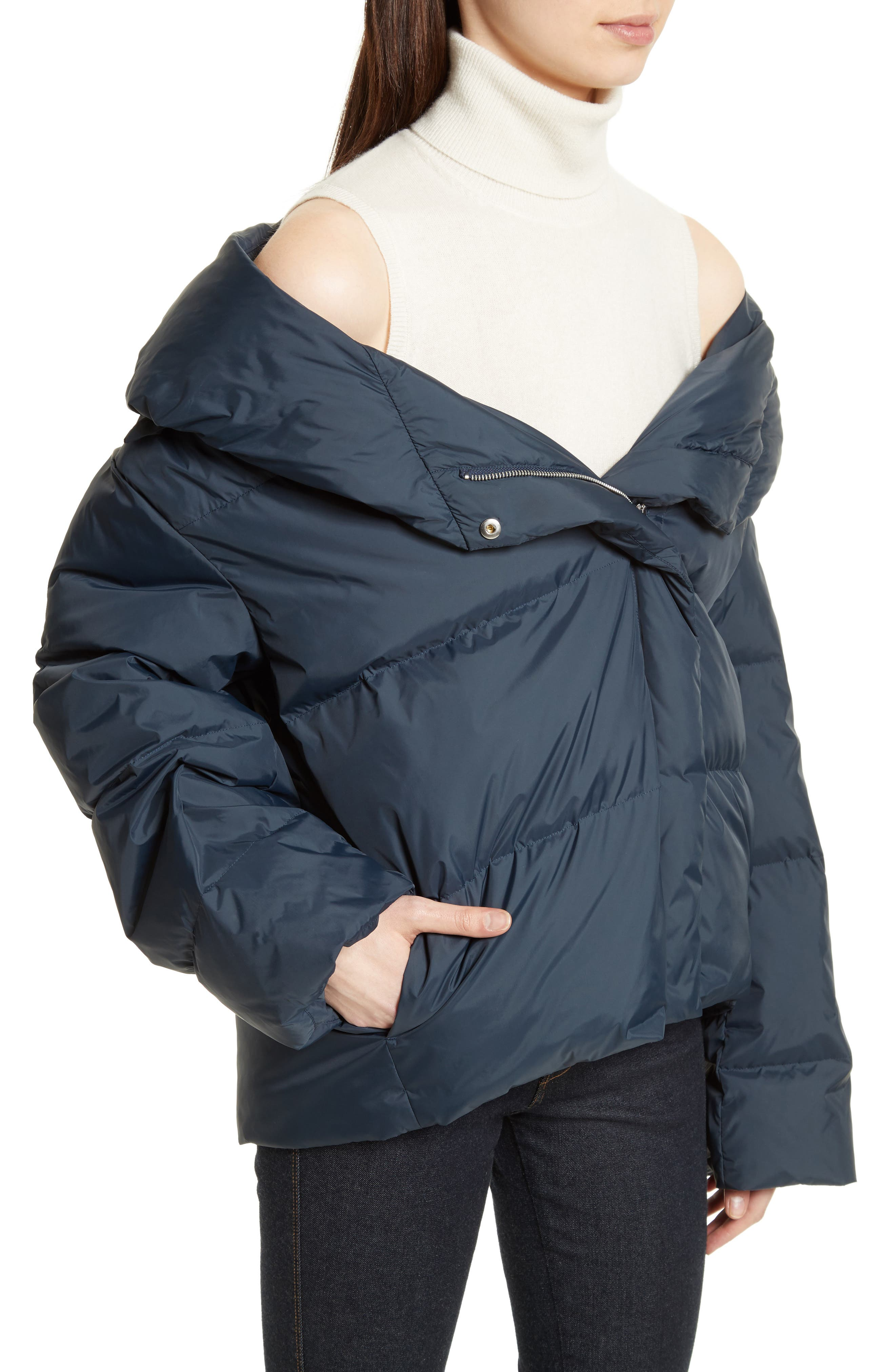 Toralla Puffer Jacket,                             Alternate thumbnail 4, color,                             411