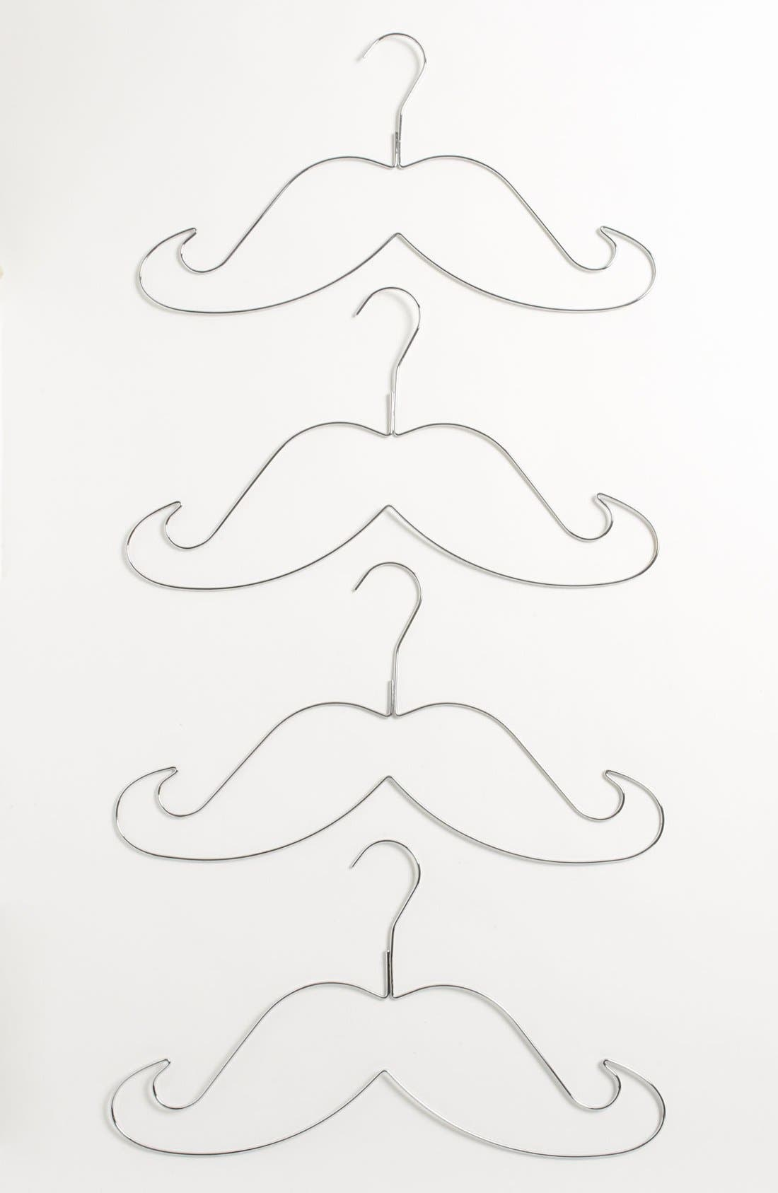 GAMAGO Mustache Shaped Hangers, Main, color, 040