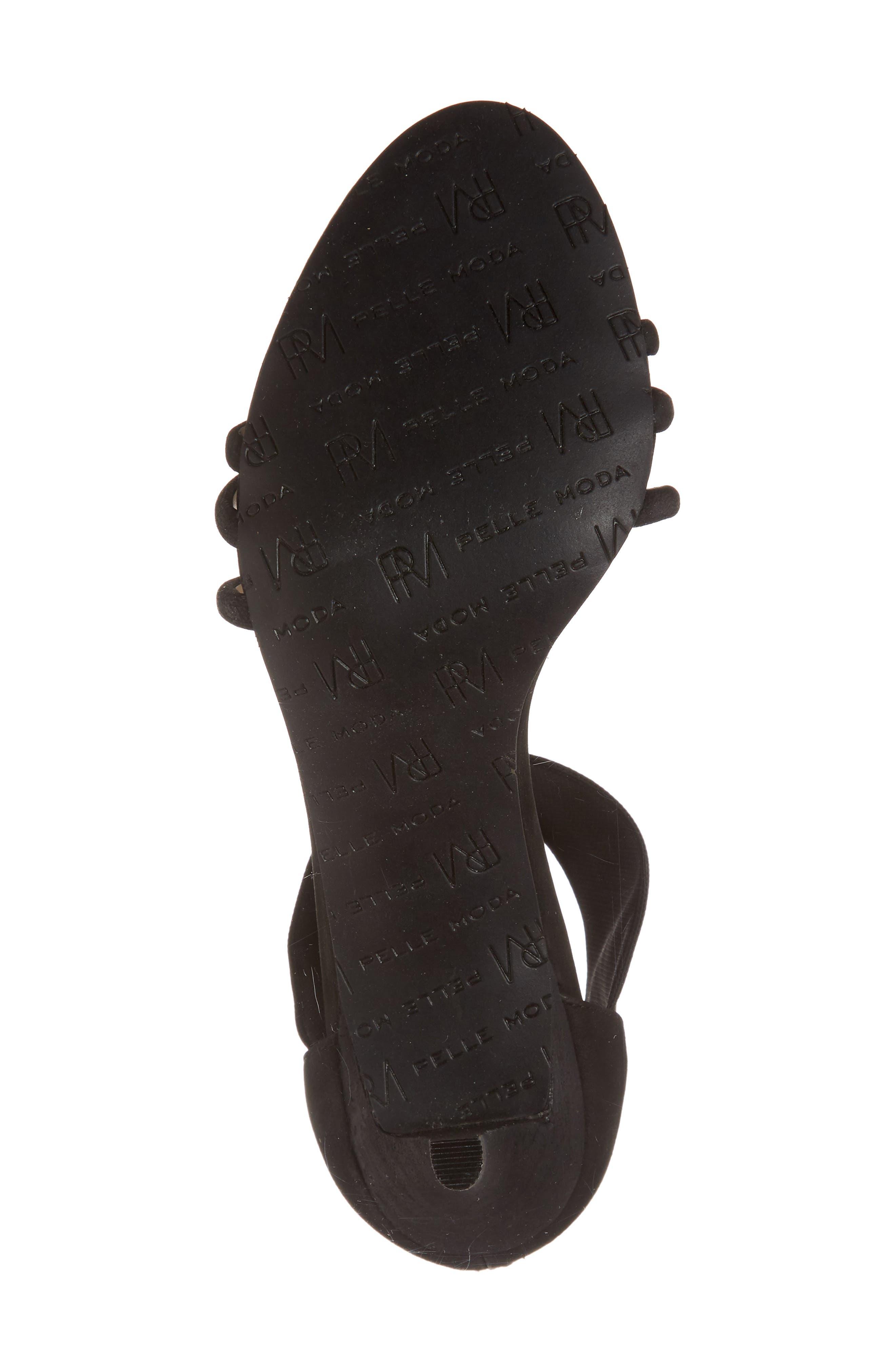Berri Ankle Cuff Sandal,                             Alternate thumbnail 16, color,