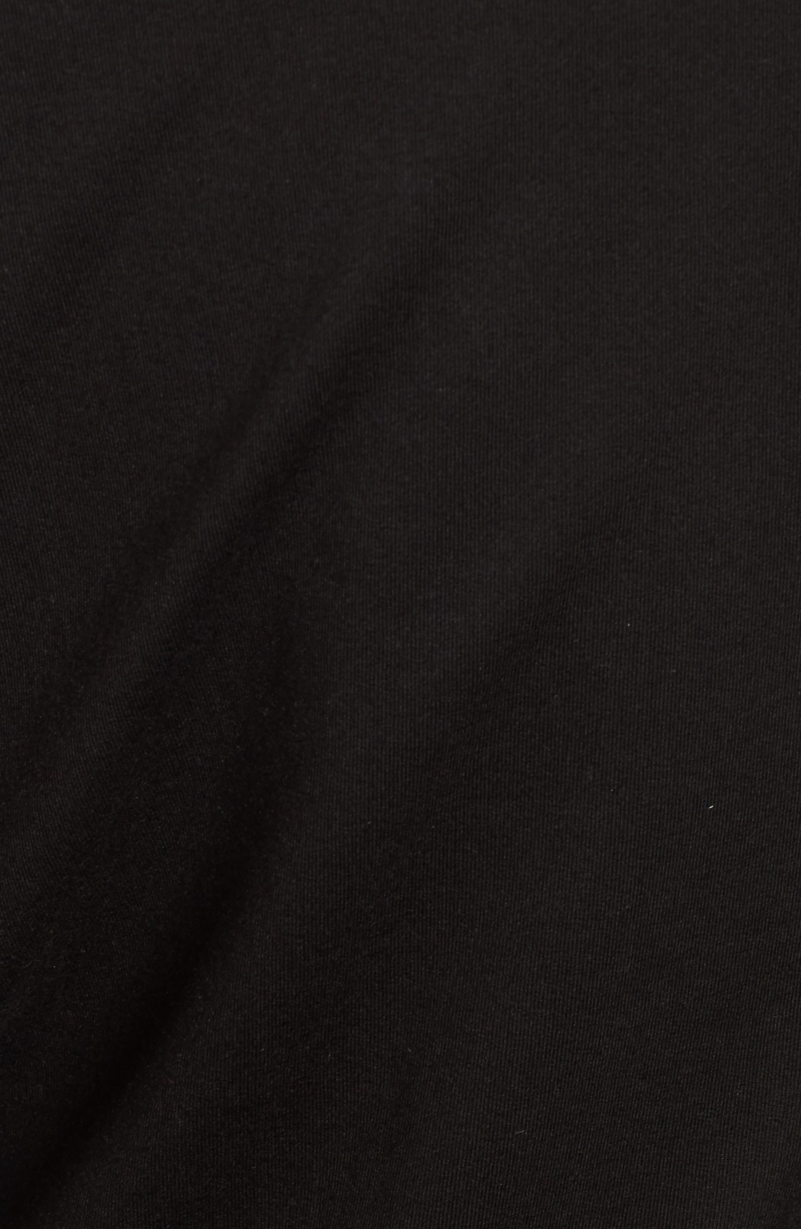 Embellished Sweatshirt,                             Alternate thumbnail 5, color,                             001