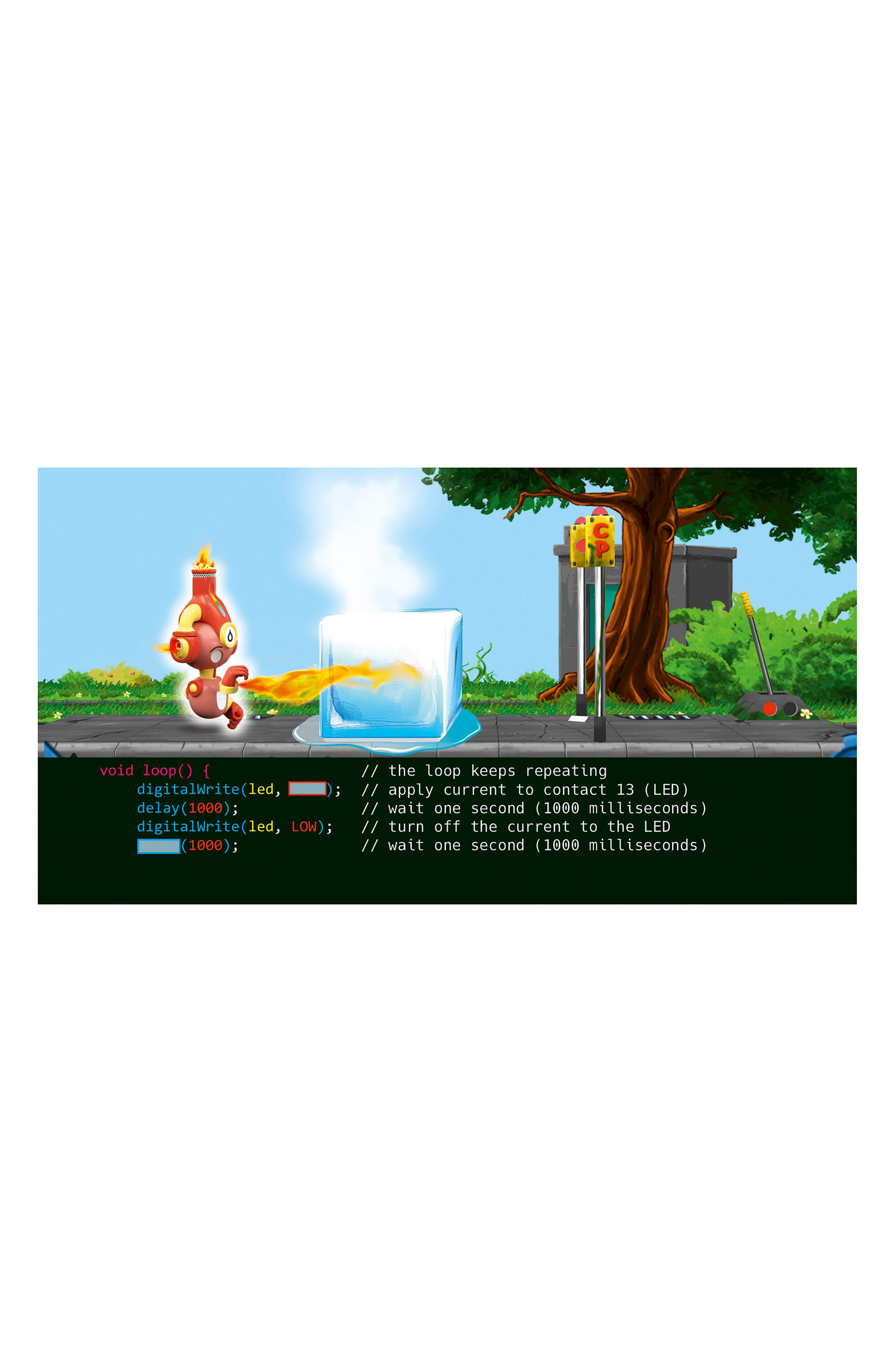 Code Gamer Experiment Kit,                             Alternate thumbnail 9, color,                             100