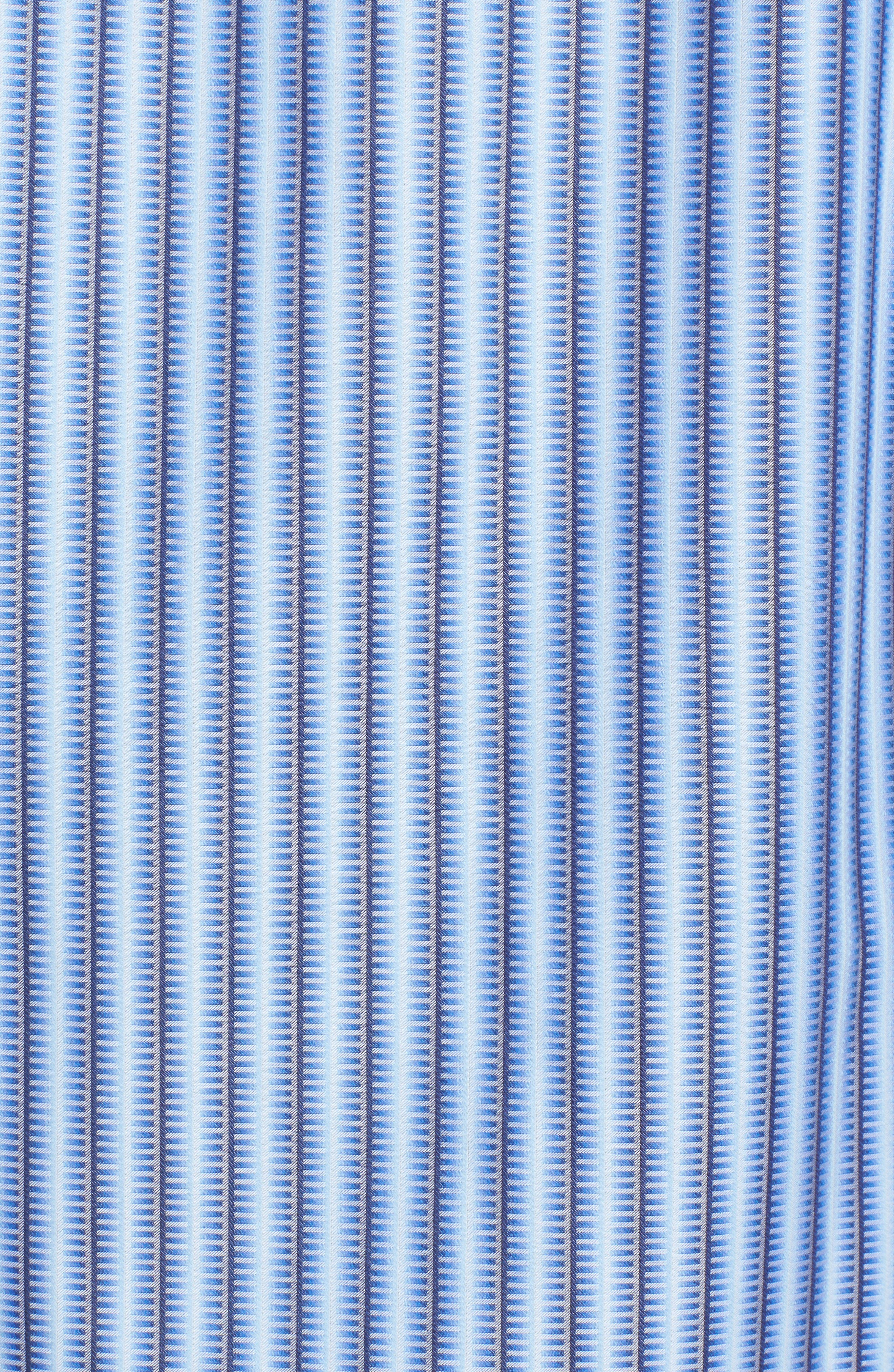 Classic Fit Striped Sport Shirt,                             Alternate thumbnail 5, color,                             459