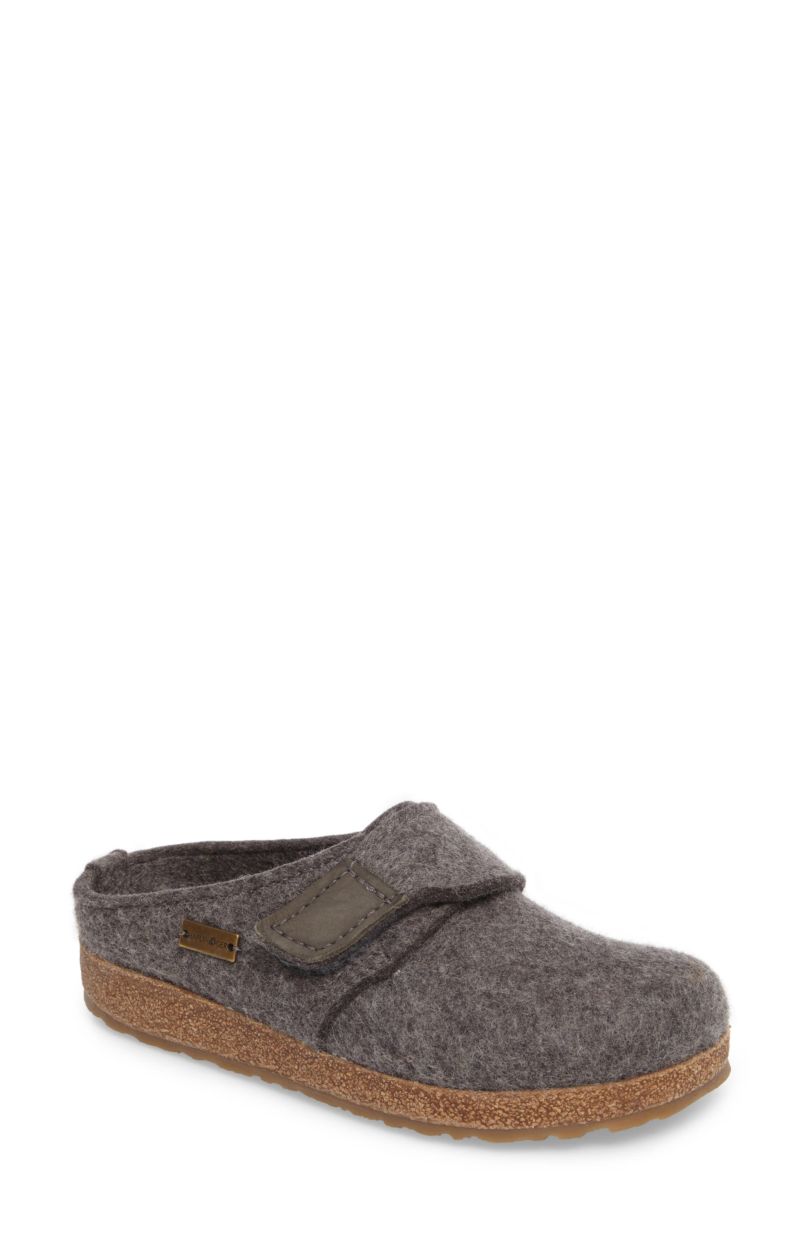 Grizzly Journey Clog Slipper,                             Main thumbnail 1, color,