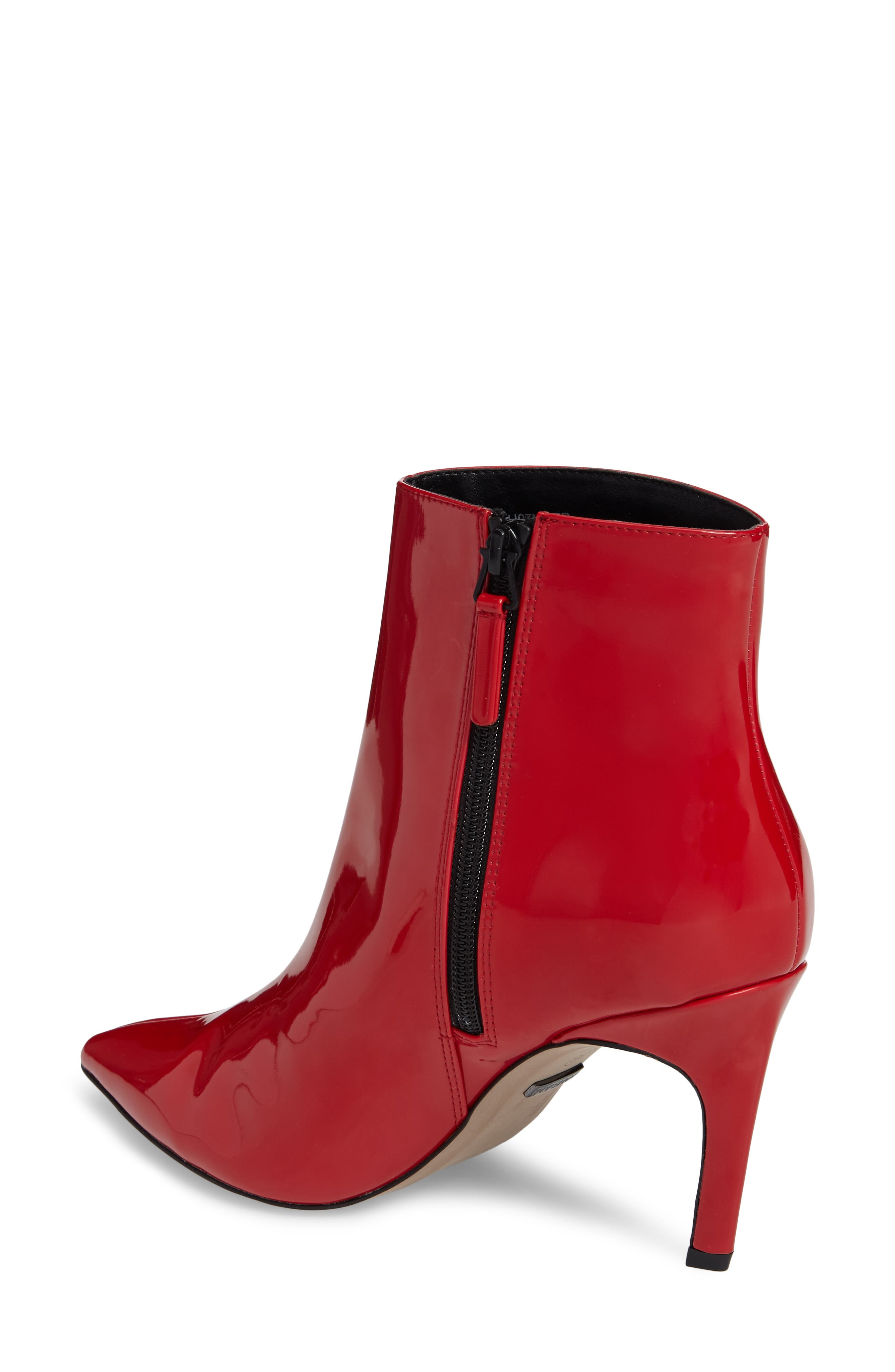 Hot Toddy Pointy Toe Boot,                             Alternate thumbnail 7, color,