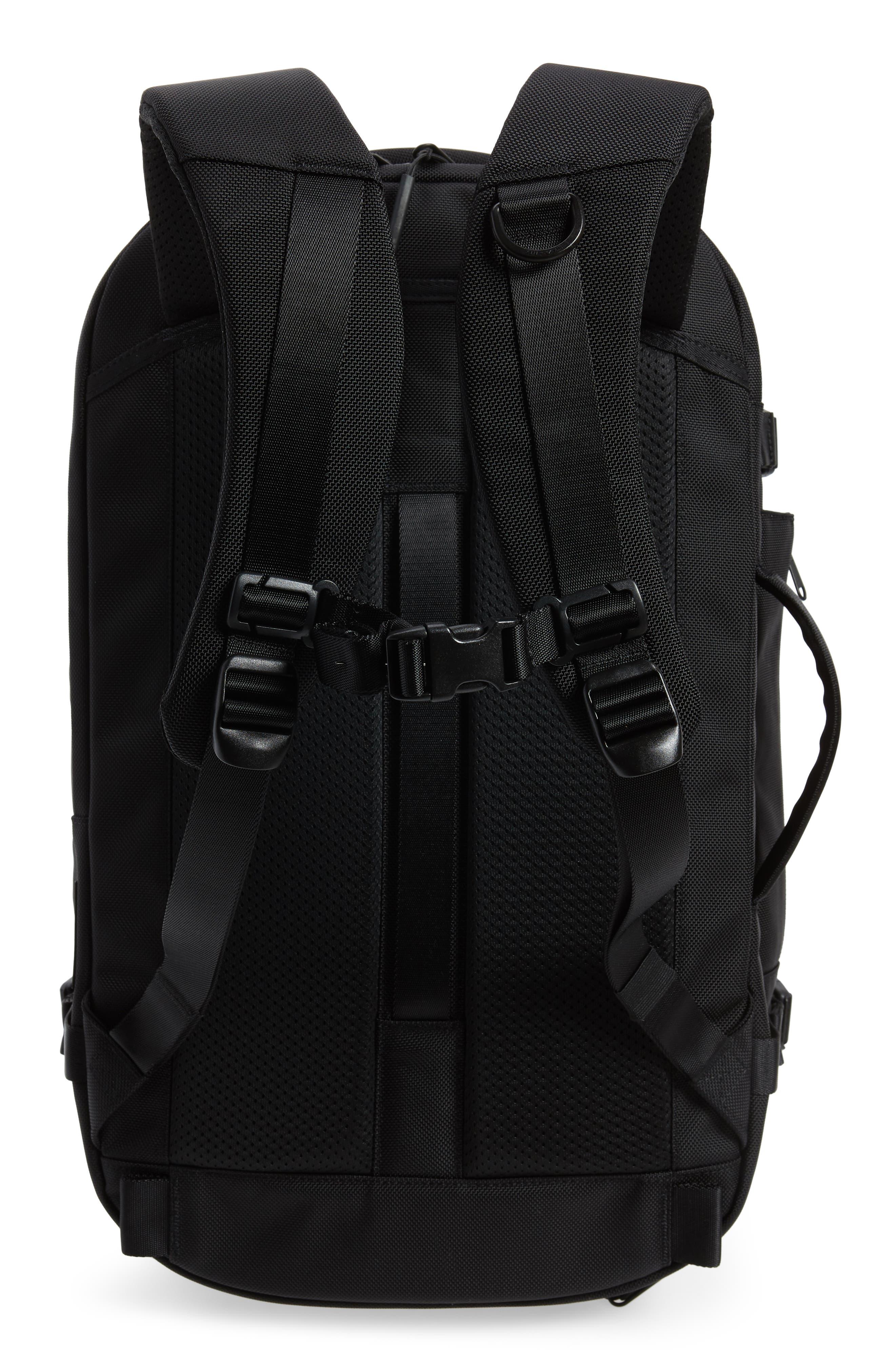 Travel Pack 2 Backpack,                             Alternate thumbnail 3, color,                             BLACK