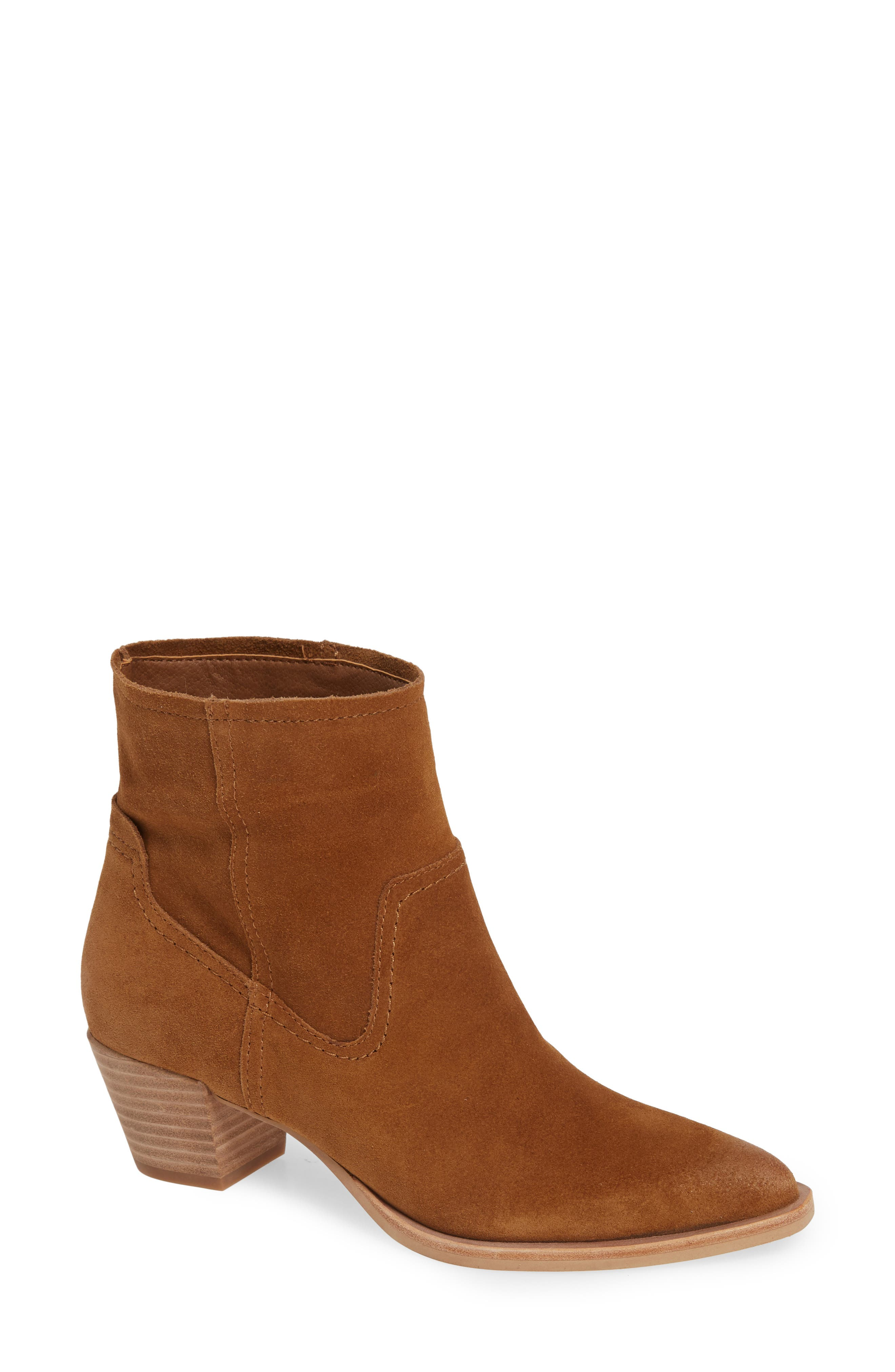Kodie Western Bootie,                             Main thumbnail 1, color,                             200