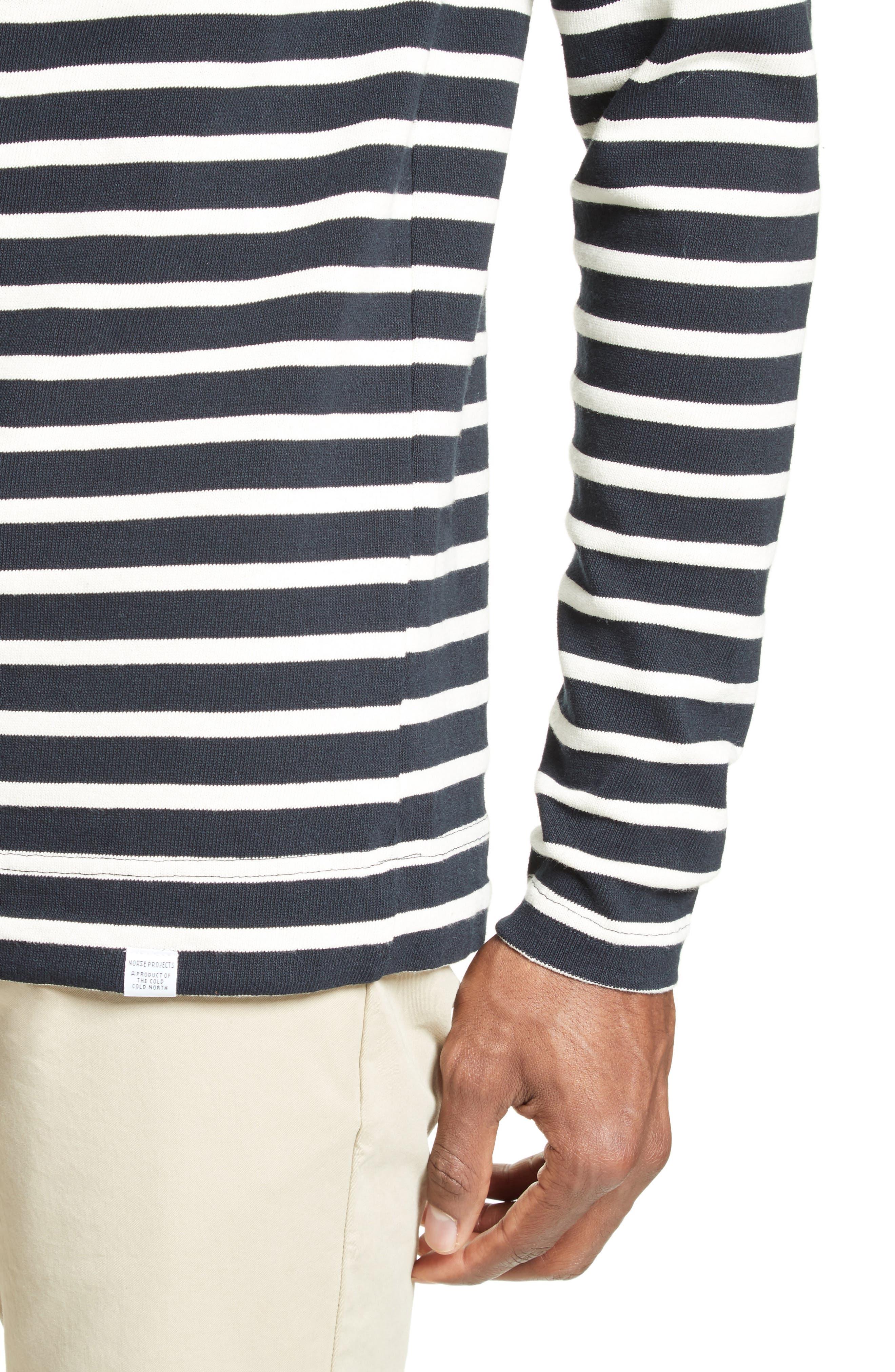 Stripe T-Shirt,                             Alternate thumbnail 12, color,