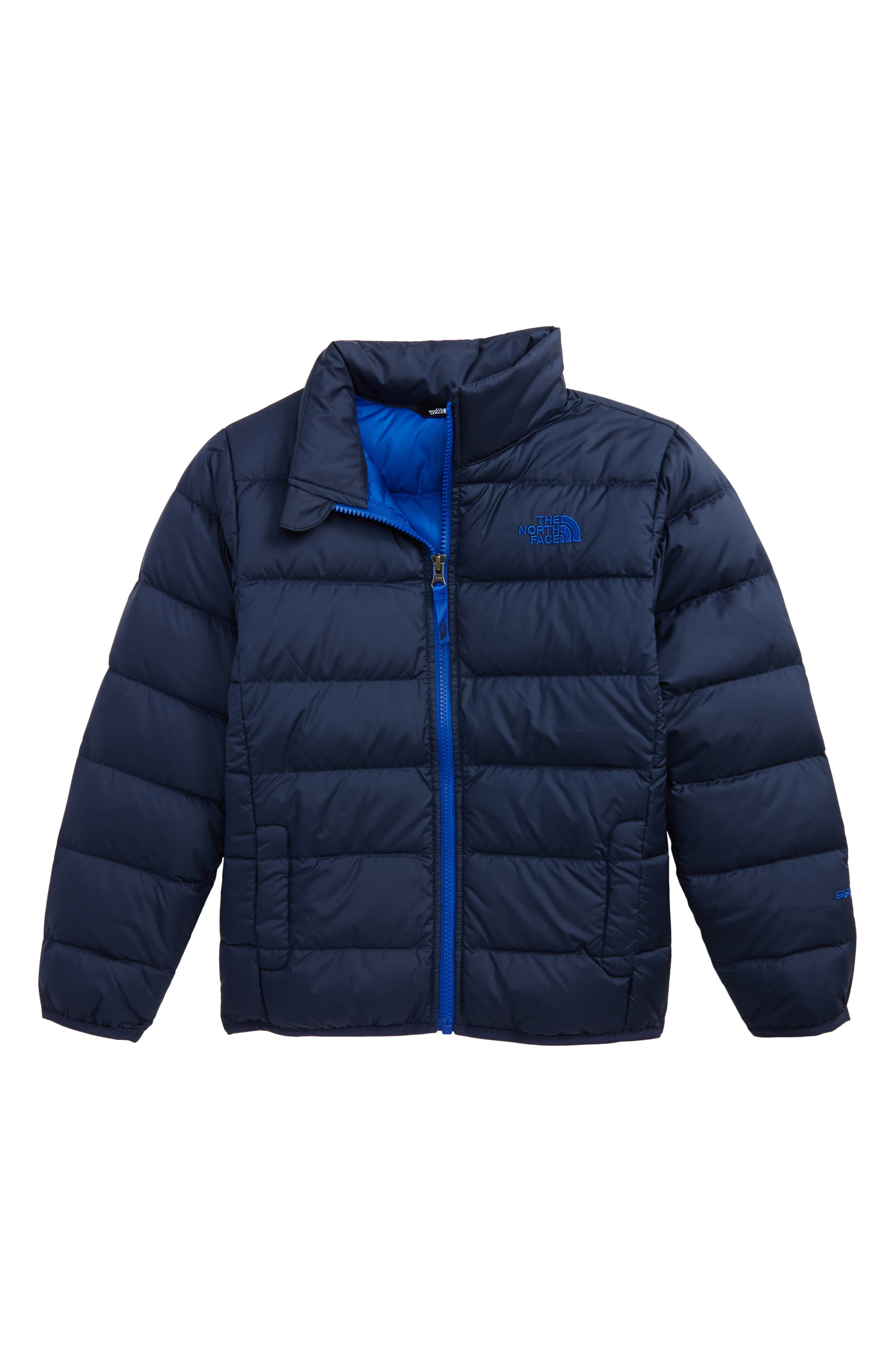 Andes Water Repellent 550-Fill Power Down Jacket,                             Main thumbnail 4, color,