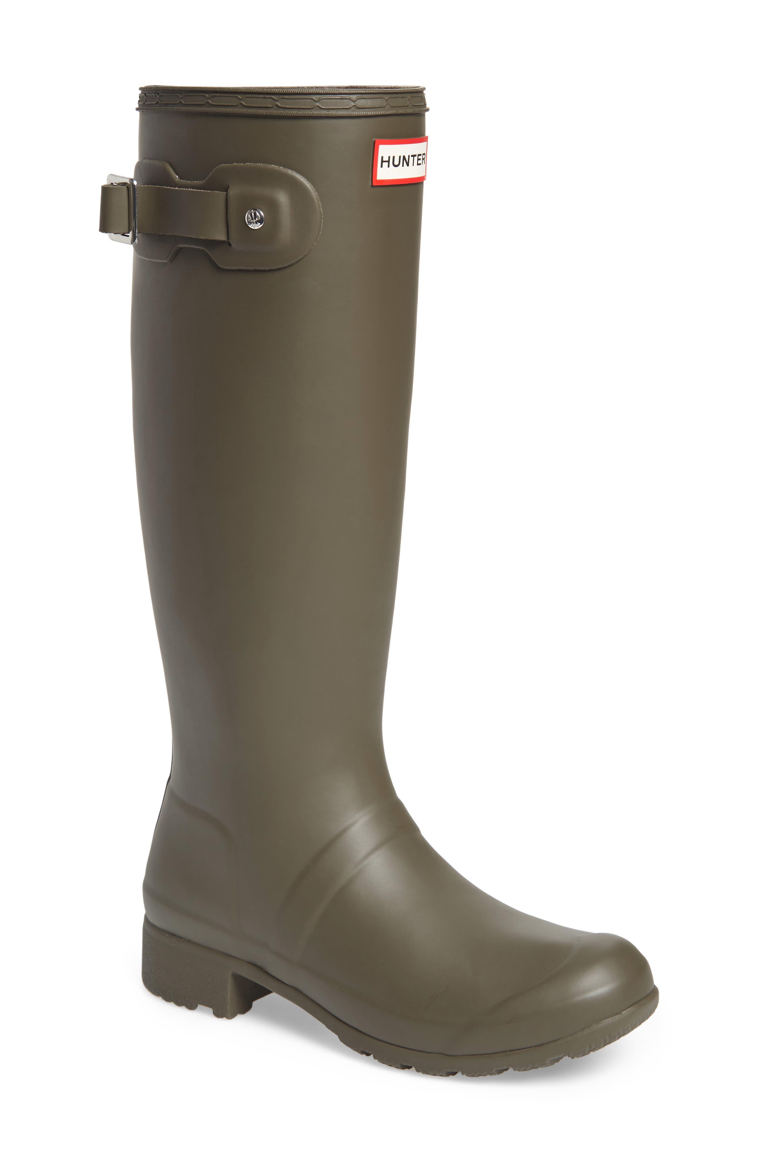 Tour Packable Waterproof Rain Boot,                         Main,                         color, 304