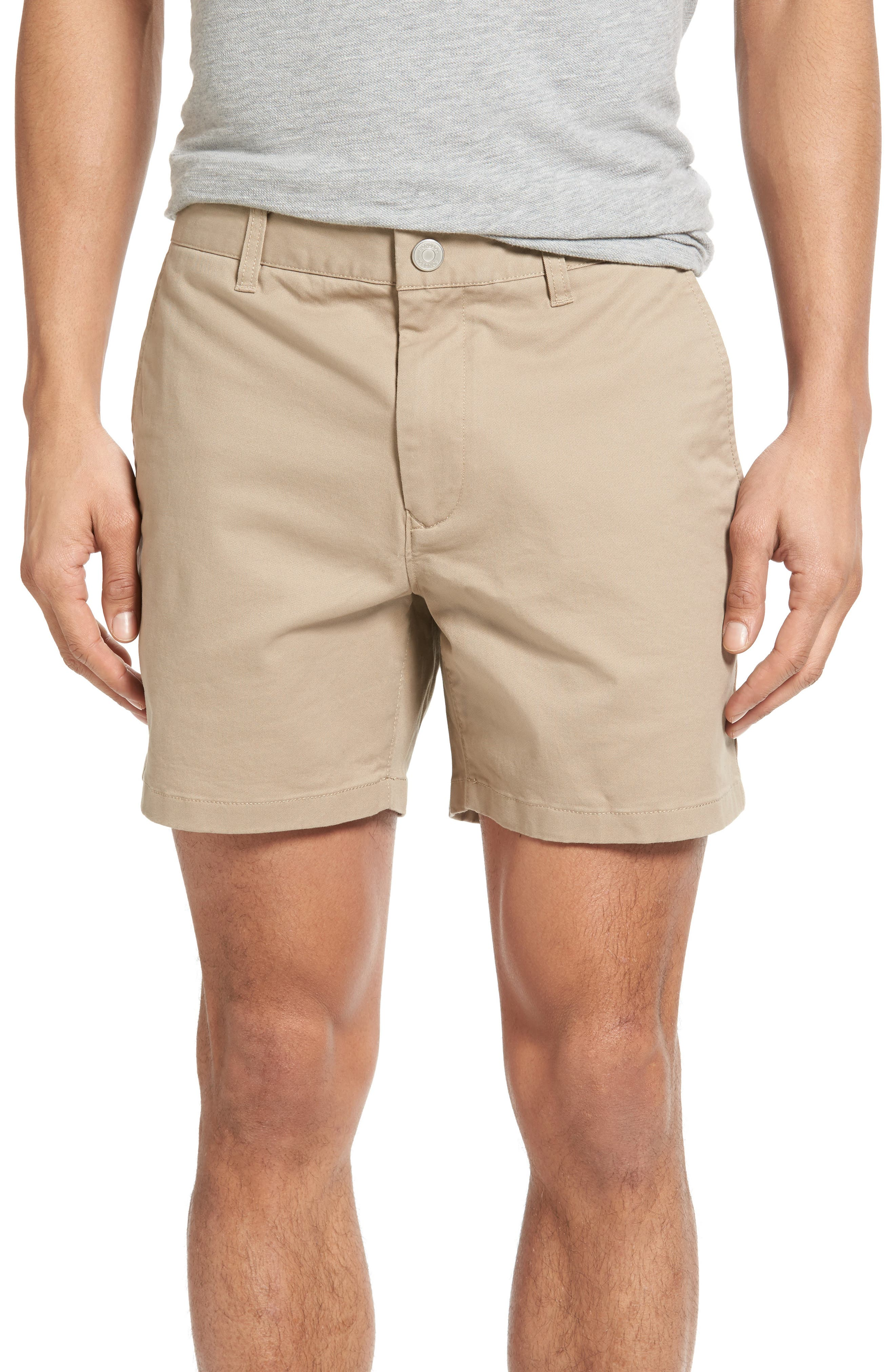 Stretch Washed Chino 5-Inch Shorts,                             Main thumbnail 22, color,