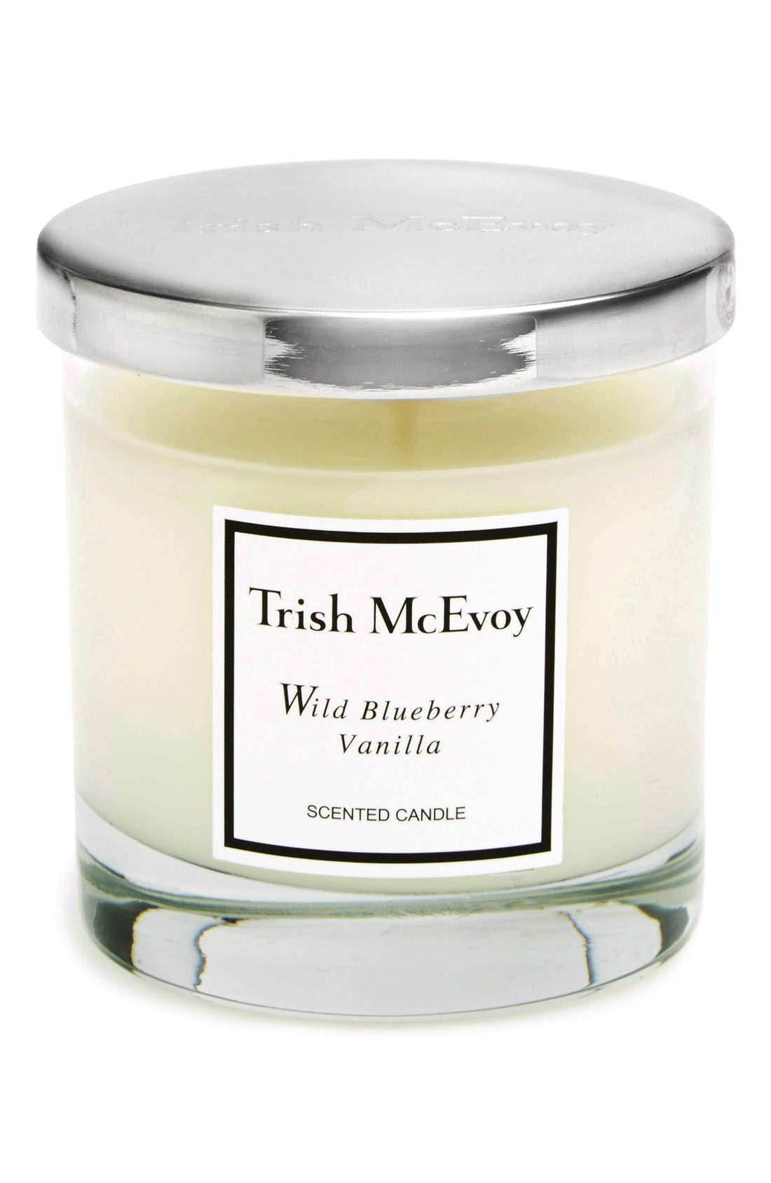 Wild Blueberry Vanilla Candle,                             Main thumbnail 1, color,                             NO COLOR