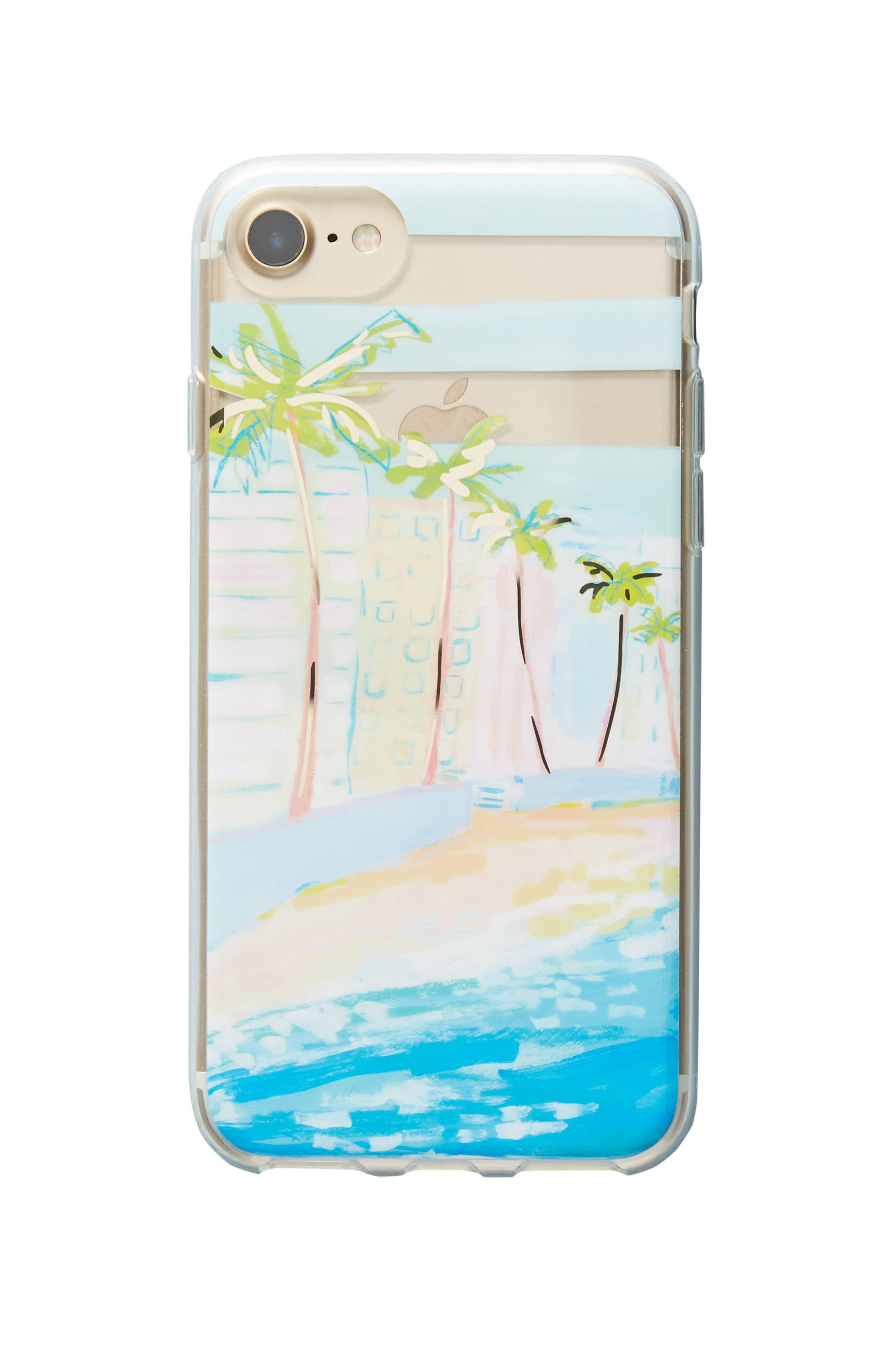 Venice Beach iPhone 6/6s/7/8 Case,                             Alternate thumbnail 3, color,                             415