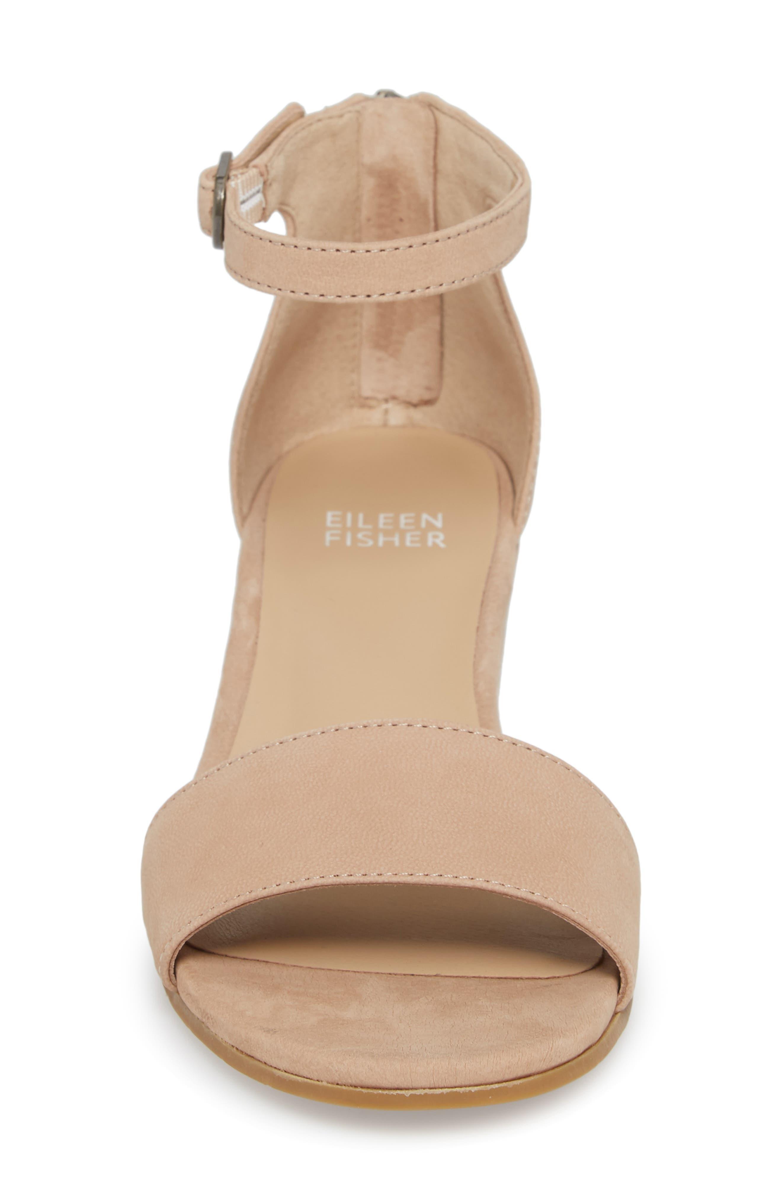 Mara Ankle Strap Wedge Sandal,                             Alternate thumbnail 15, color,