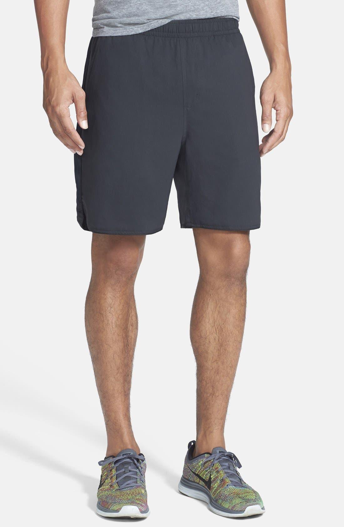 'Yogger' Shorts,                             Main thumbnail 1, color,                             001