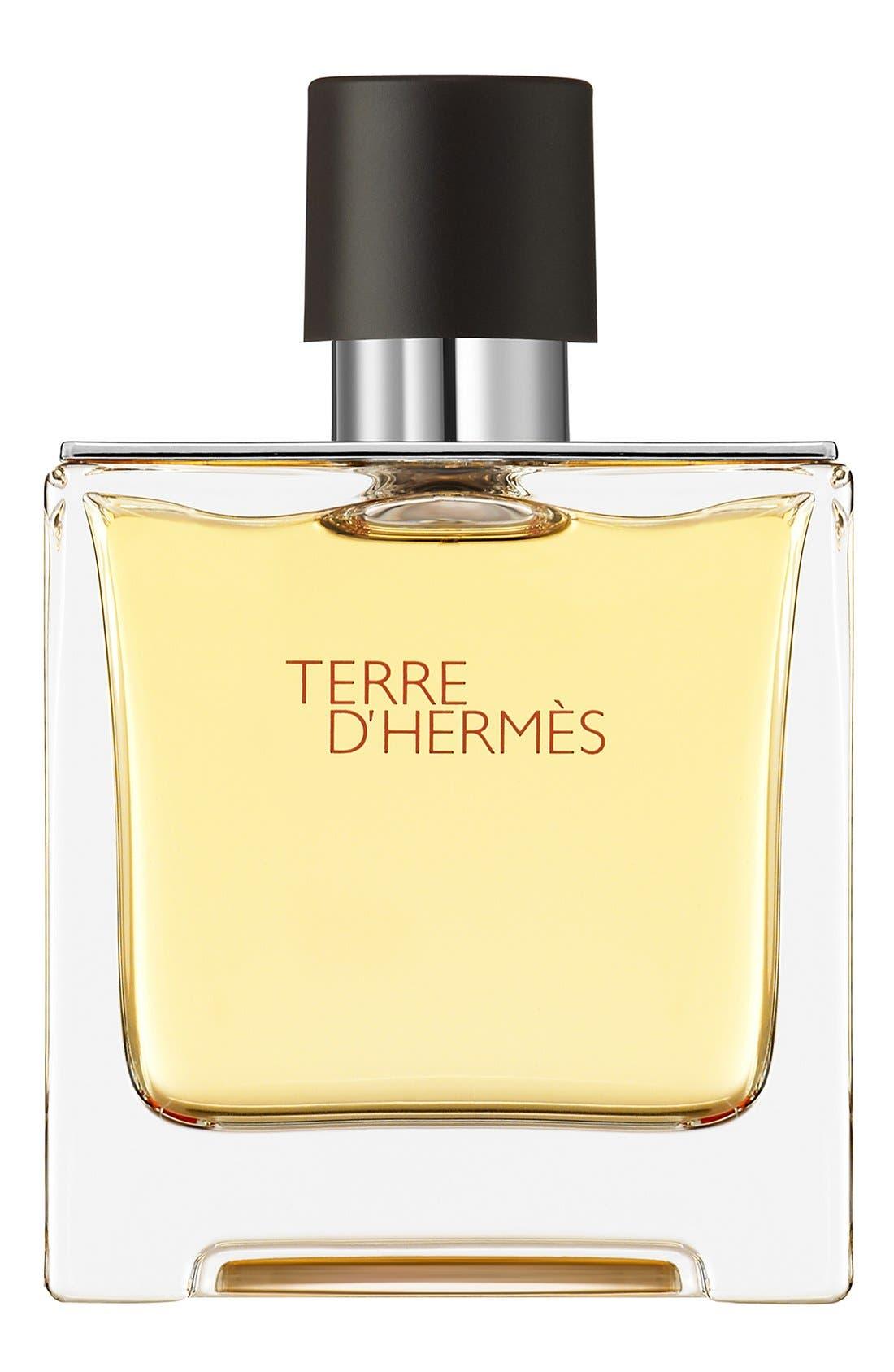 Terre d'Hermès - Pure perfume,                             Main thumbnail 1, color,                             NO COLOR