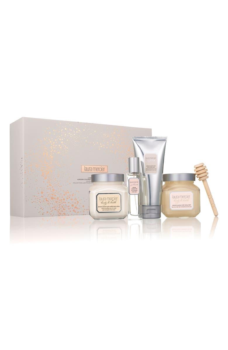Laura Mercier Almond Coconut Milk Luxe Indulgences Collection