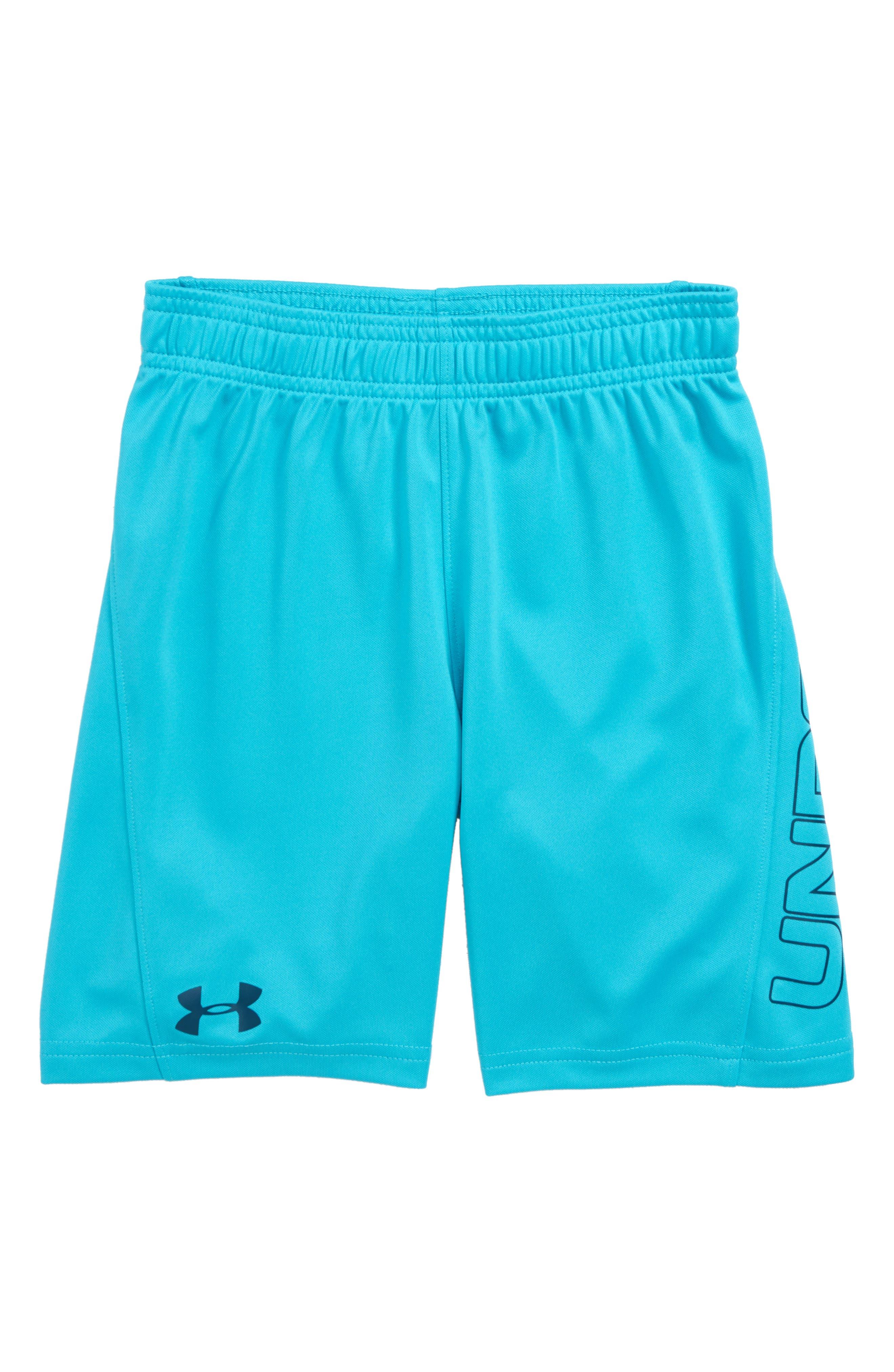 Solid Kickoff Shorts,                         Main,                         color, DECEIT