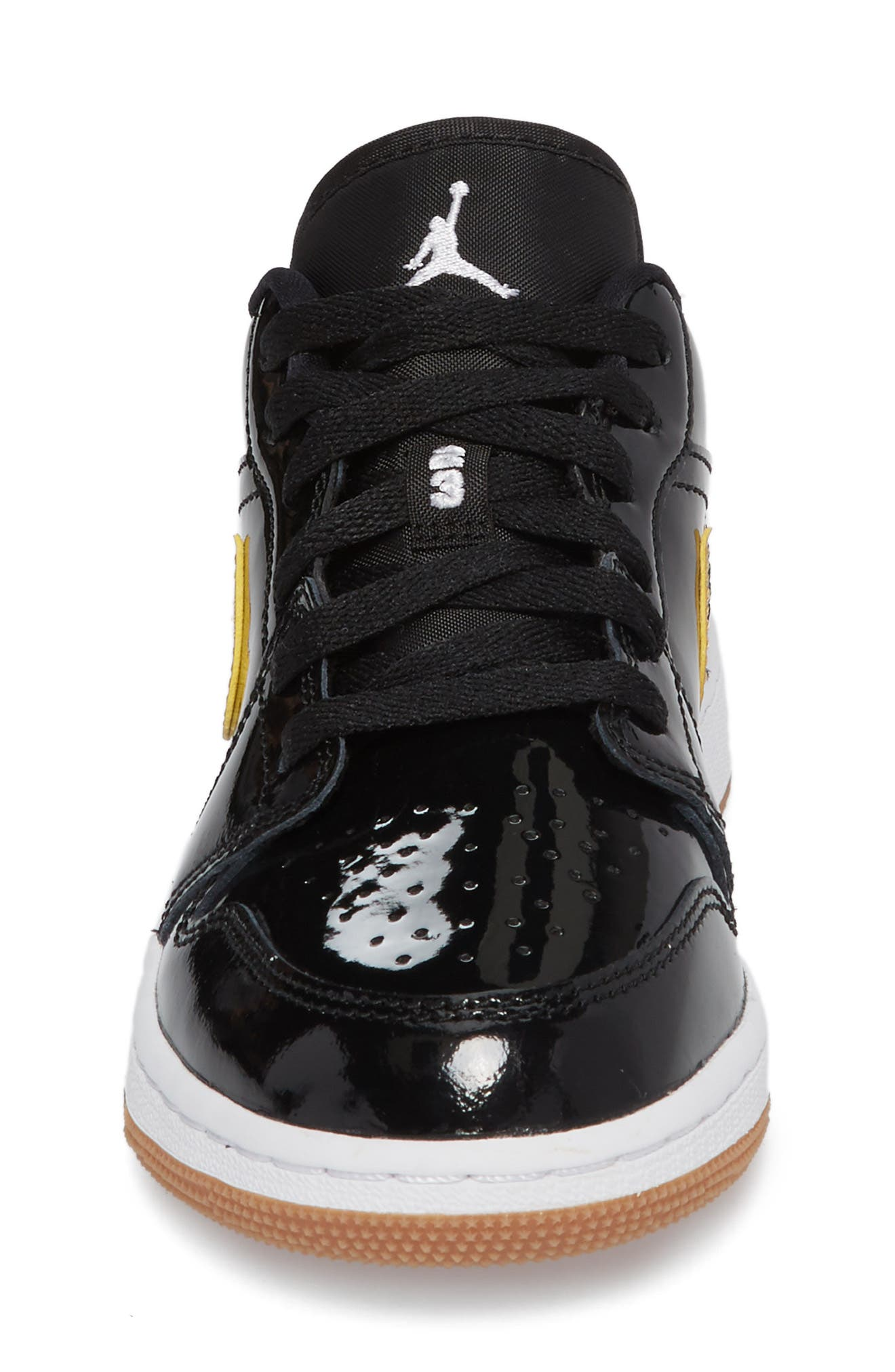 Nike 'Jordan 1 Low' Basketball Shoe,                             Alternate thumbnail 7, color,