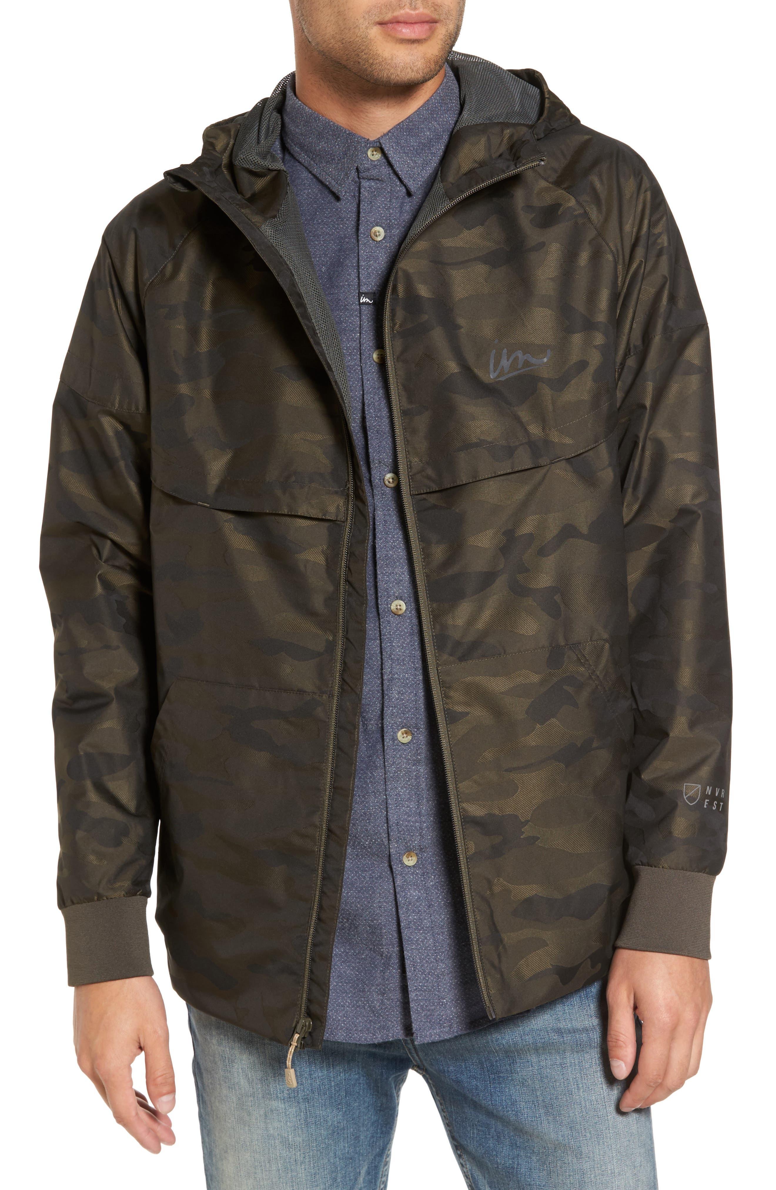 Larter Breaker Jacket,                             Main thumbnail 2, color,