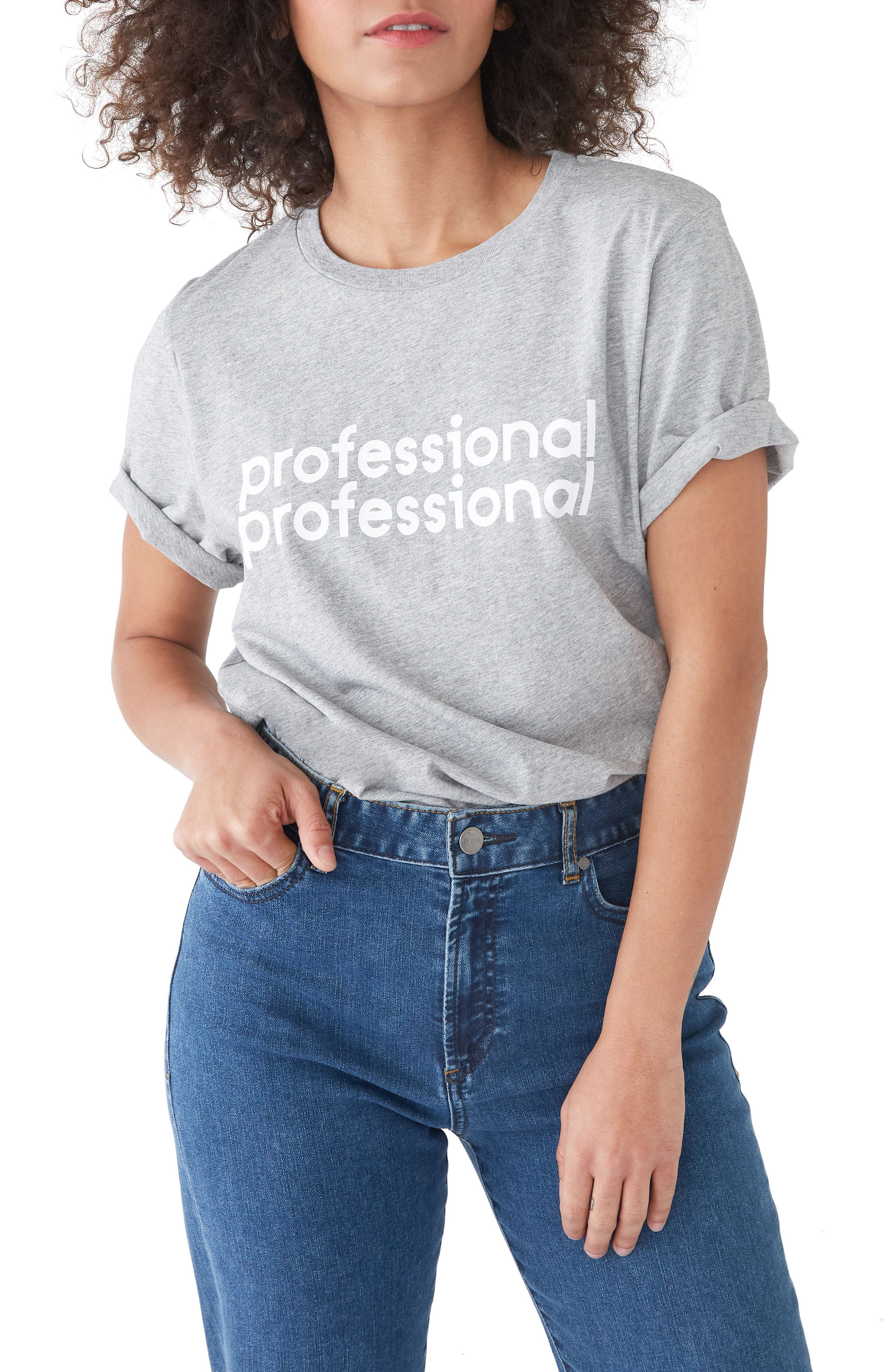 Professional Professional Classic Tee,                             Main thumbnail 1, color,                             051