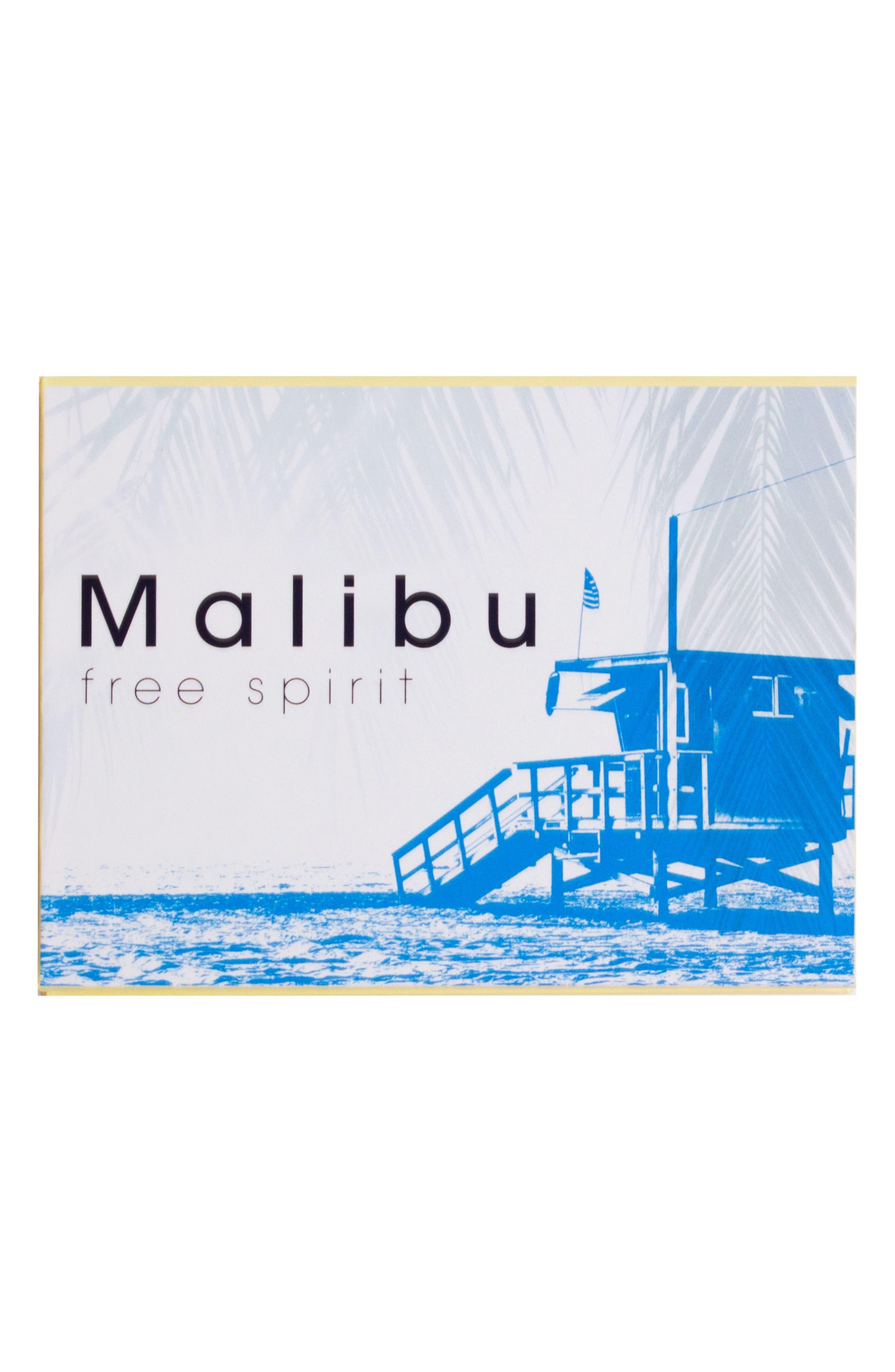L.A. Experience Malibu Eye & Cheek Palette,                             Alternate thumbnail 3, color,                             NO COLOR